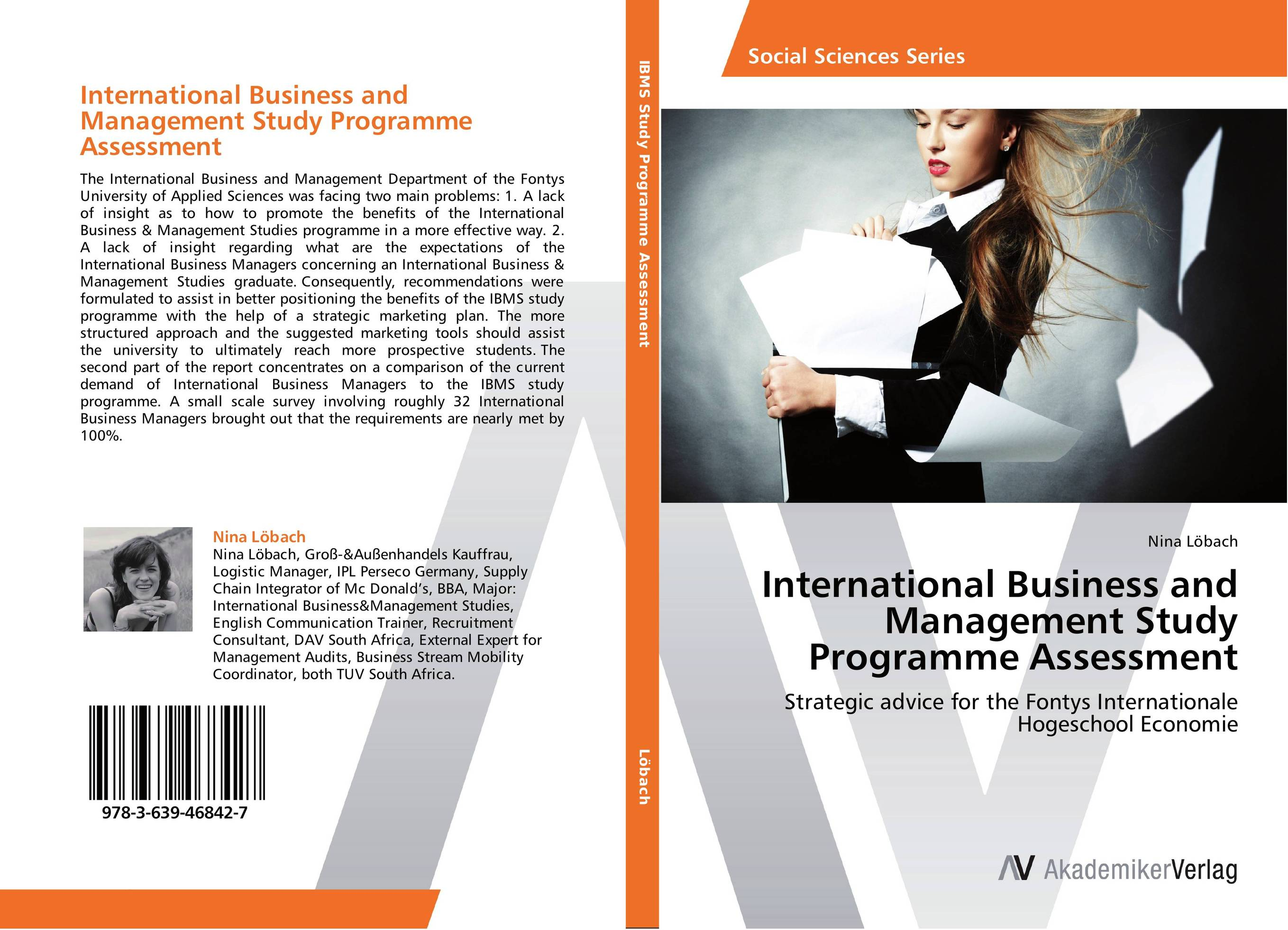 International Business and Management Study Programme Assessment point systems migration policy and international students flow