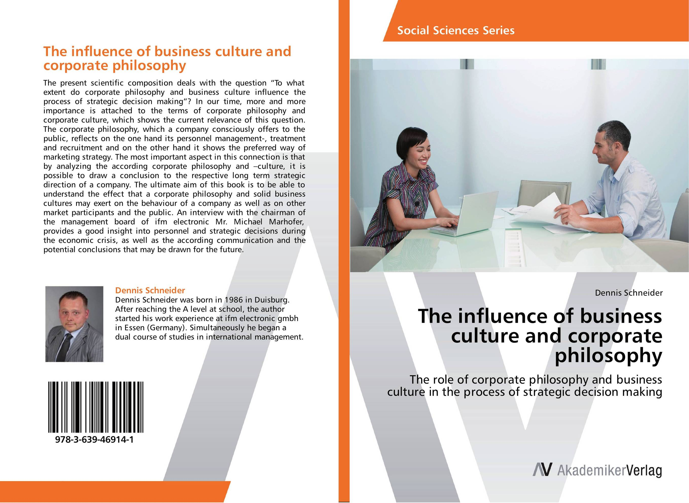 The influence of business culture and corporate philosophy corporate governance and firm value