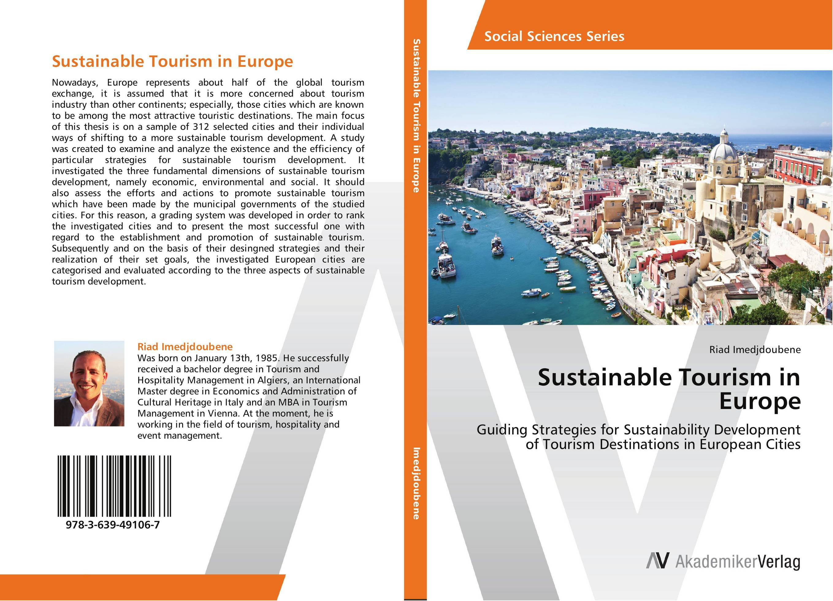 Sustainable Tourism in Europe mcintosh tourism – principles practices philosophies 5ed