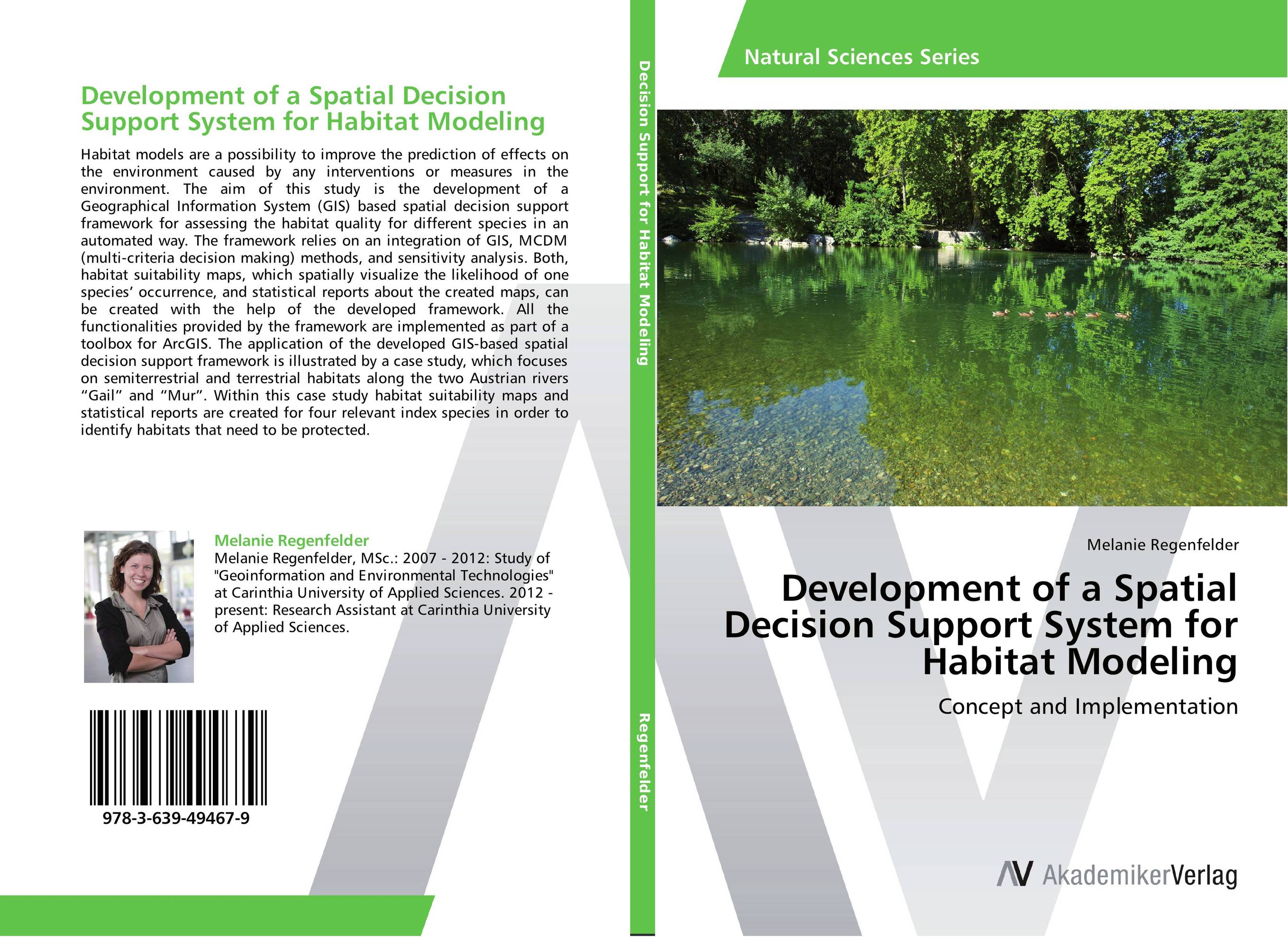 Development of a Spatial Decision Support System for Habitat Modeling a decision support tool for library book inventory management