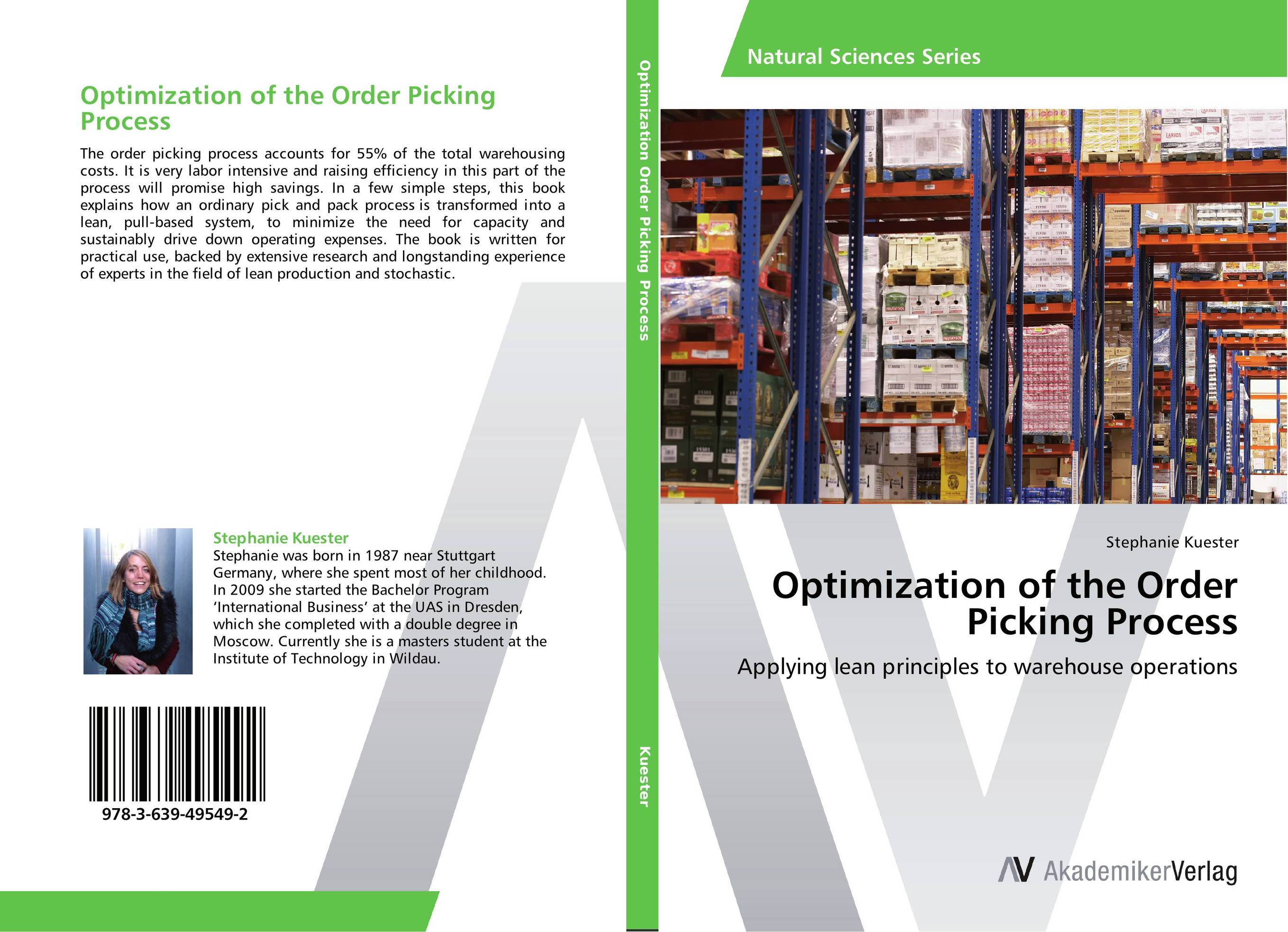 Optimization of the Order Picking Process john earley the lean book of lean a concise guide to lean management for life and business