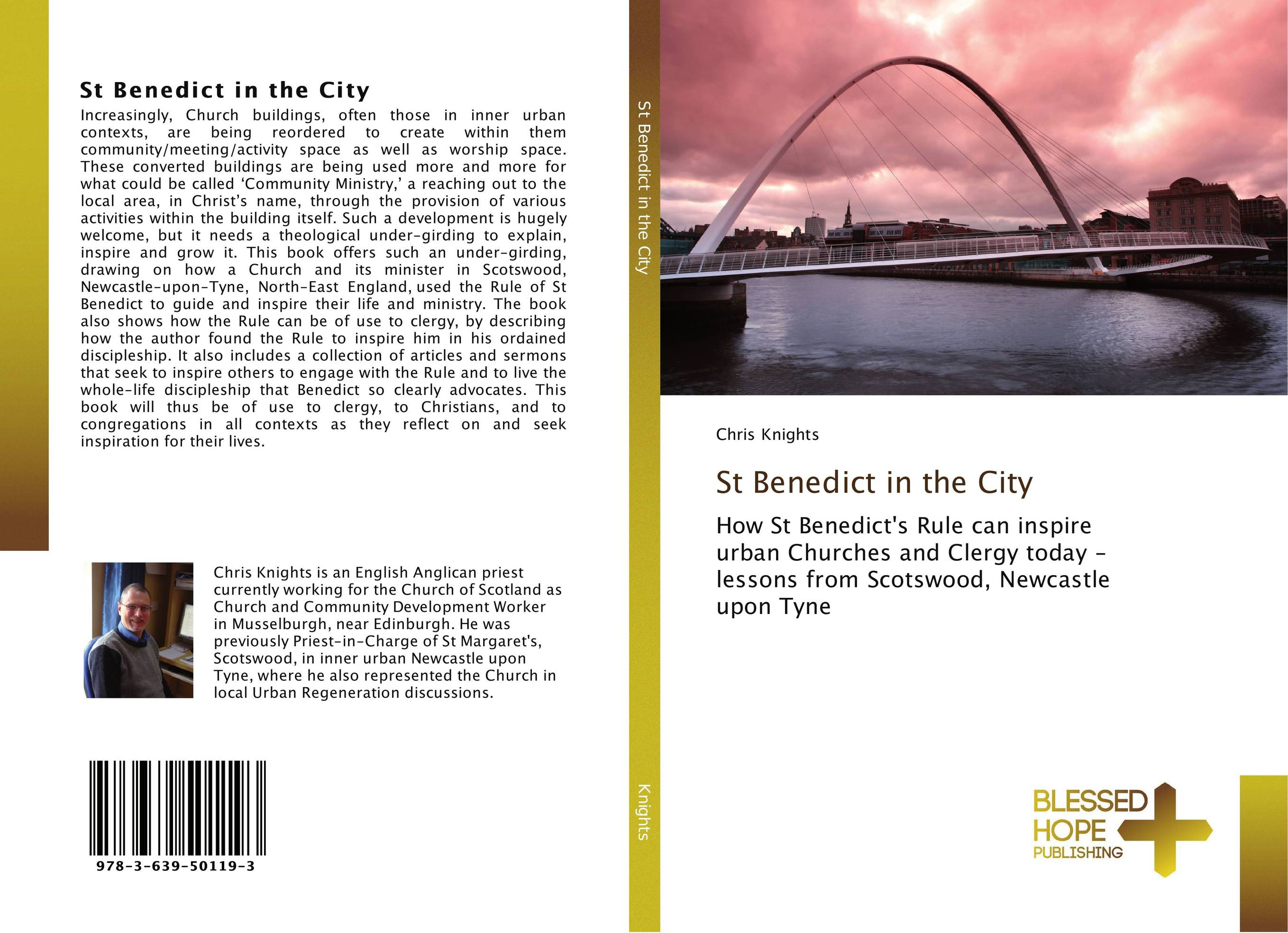 St Benedict in the City alex benedict tothe earth