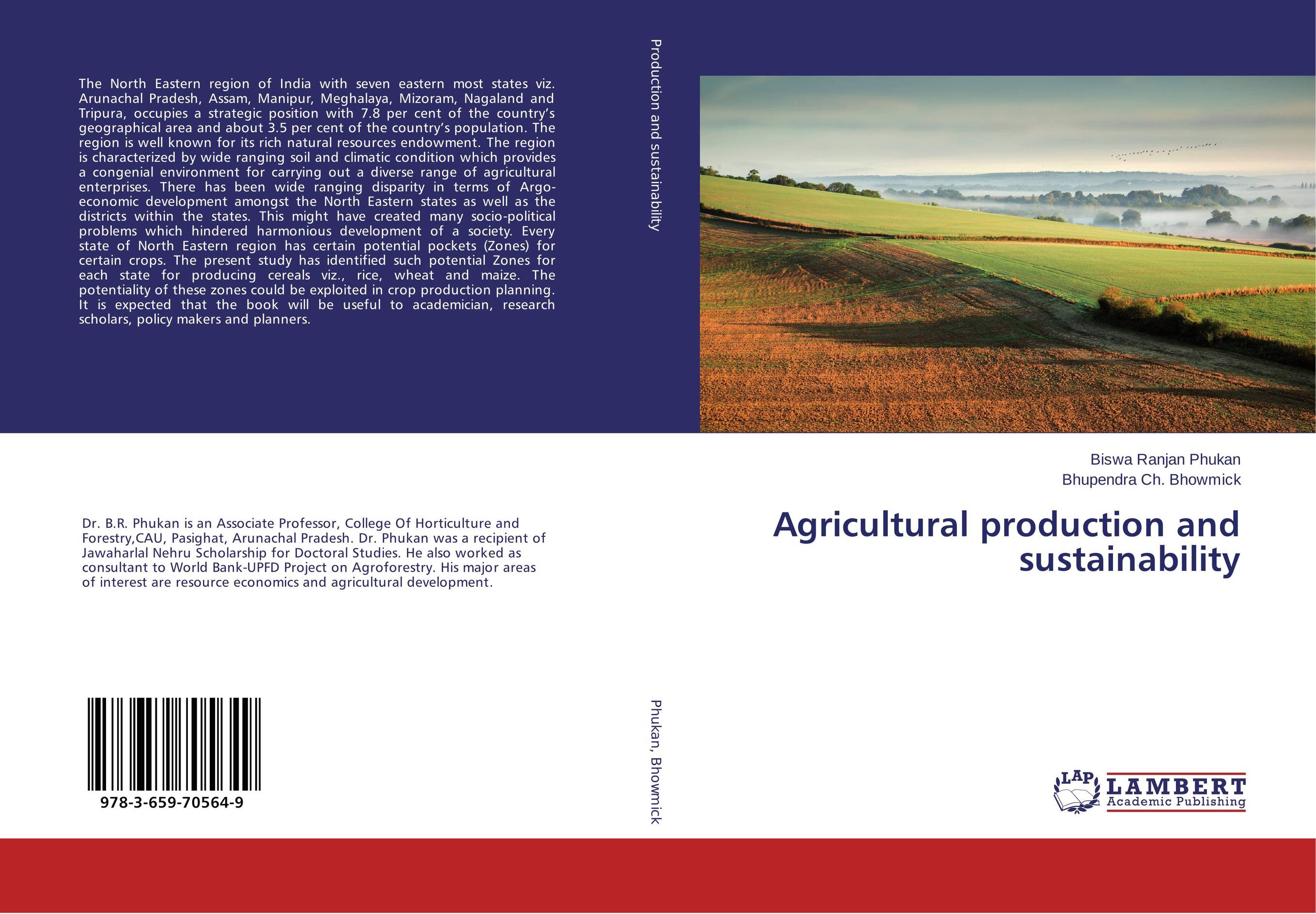 Agricultural production and sustainability cold storage accessibility and agricultural production by smallholders