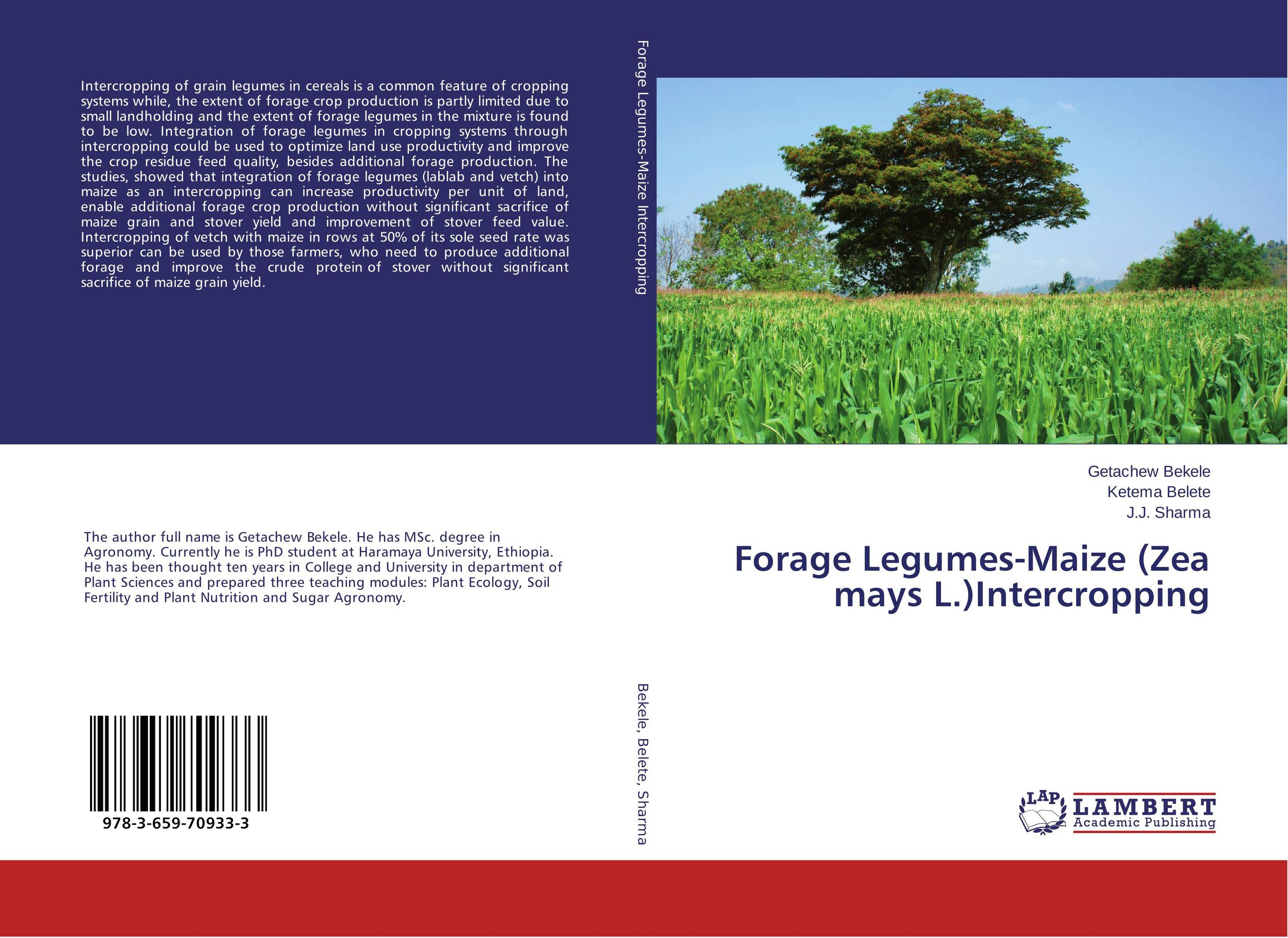 Forage Legumes-Maize (Zea mays L.)Intercropping thermo operated water valves can be used in food processing equipments biomass boilers and hydraulic systems