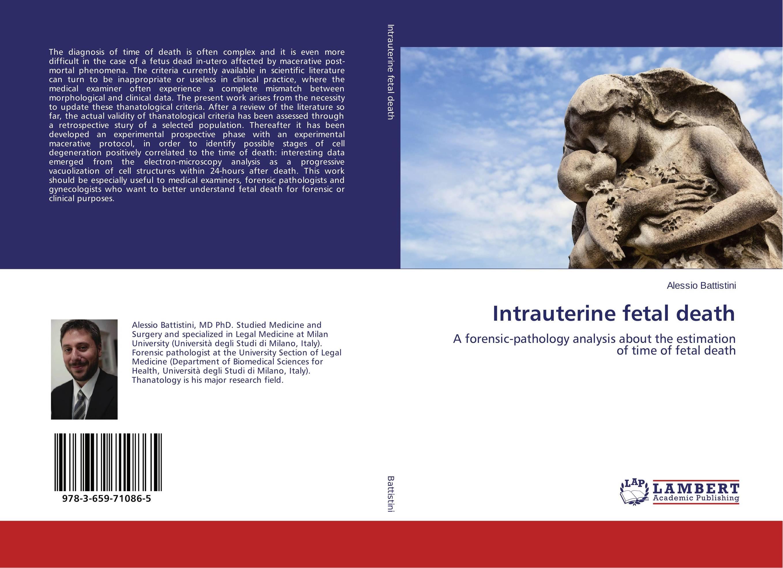 Intrauterine fetal death intrauterine fetal death