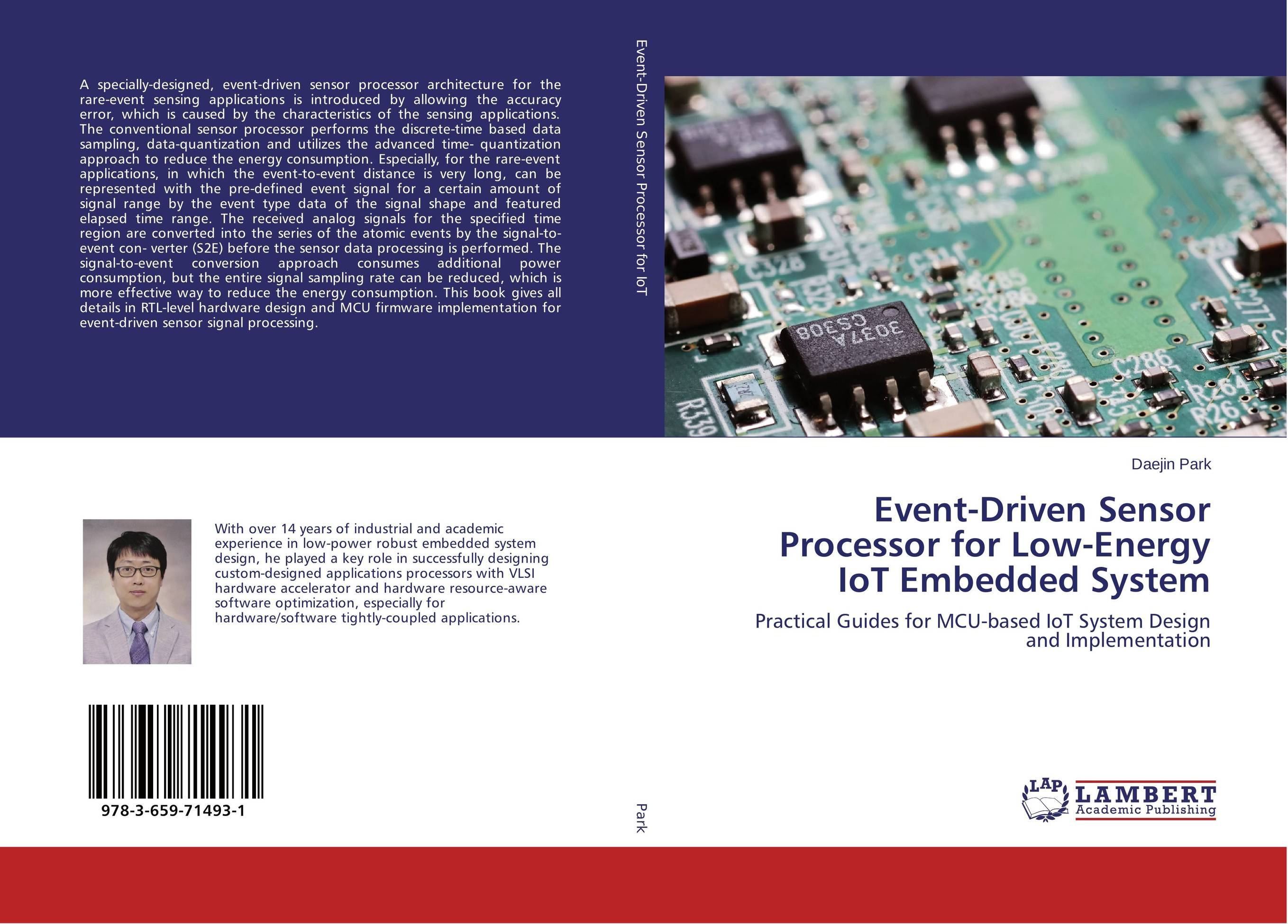 Event-Driven Sensor Processor for Low-Energy IoT Embedded System david luckham c event processing for business organizing the real time enterprise