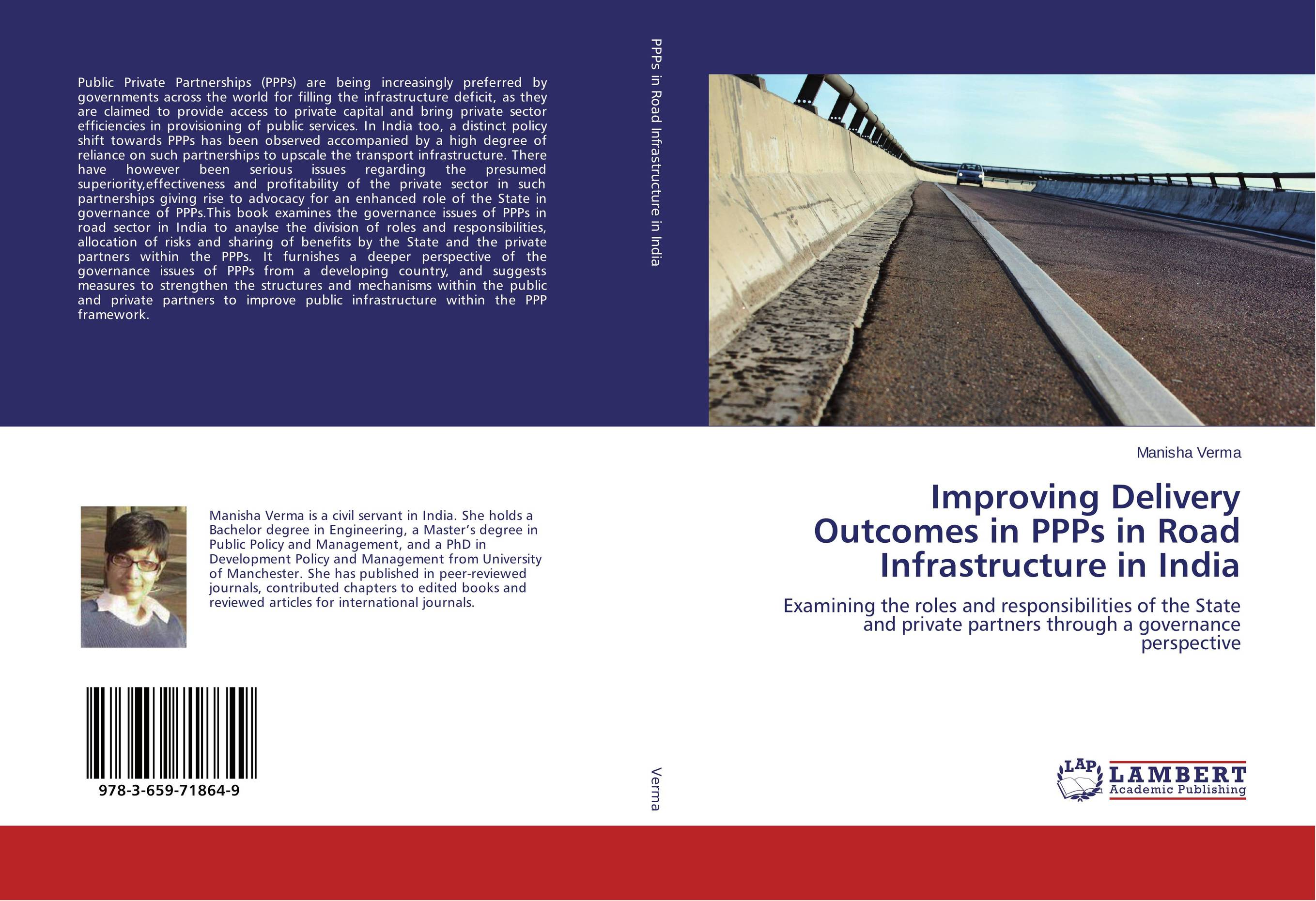 Improving Delivery Outcomes in PPPs in Road Infrastructure in India panchayats in justice delivery in india