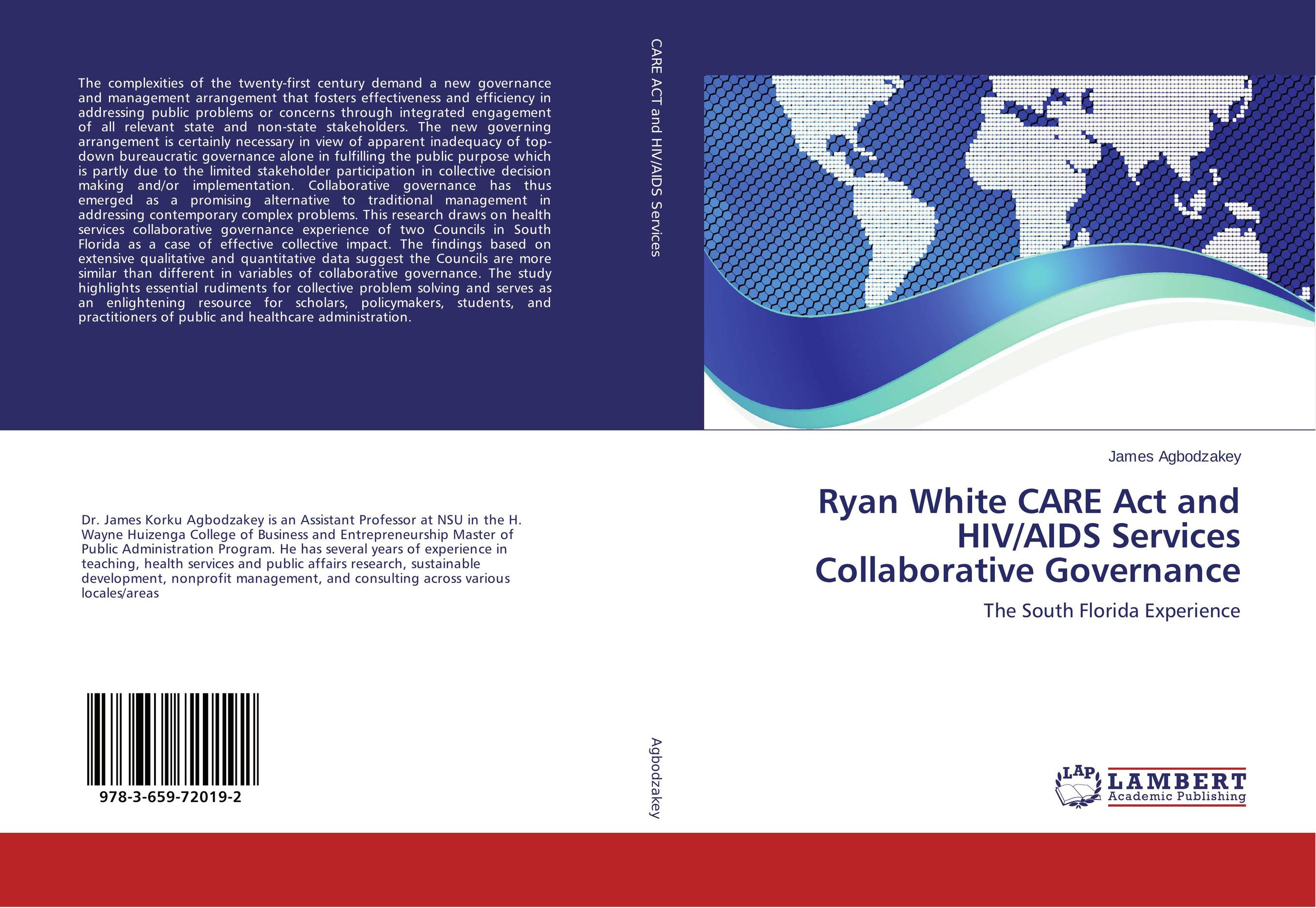 Ryan White CARE Act and HIV/AIDS Services Collaborative Governance corporate governance and firm value