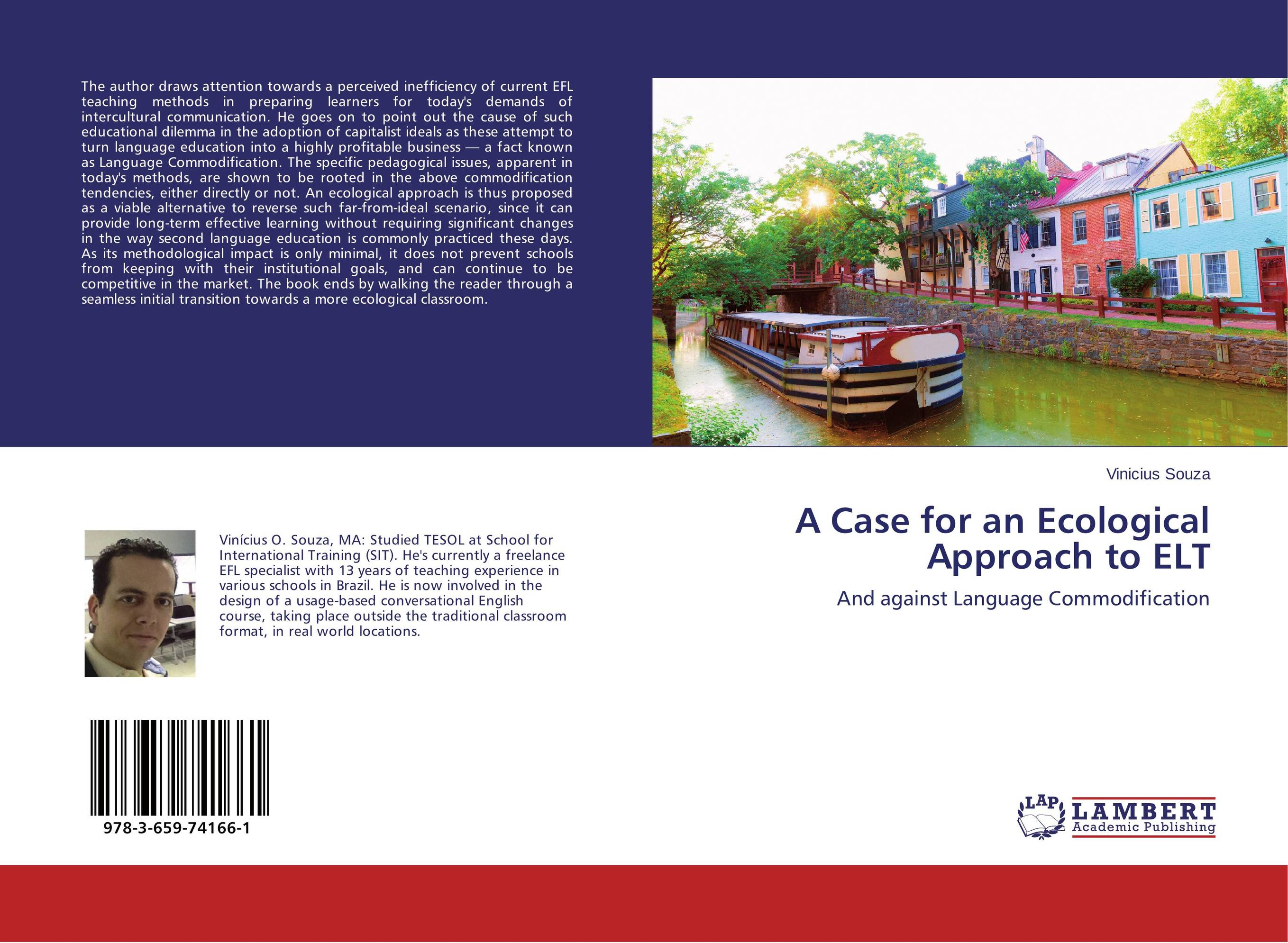 A Case for an Ecological Approach to ELT foundations of education an ems approach