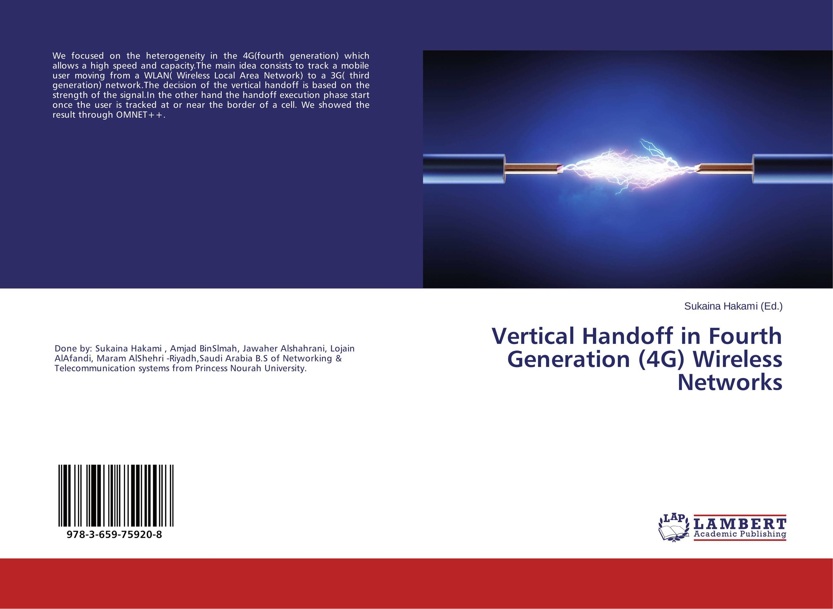 Vertical Handoff in Fourth Generation (4G) Wireless Networks the third generation of the push type of the magnetic suspension module