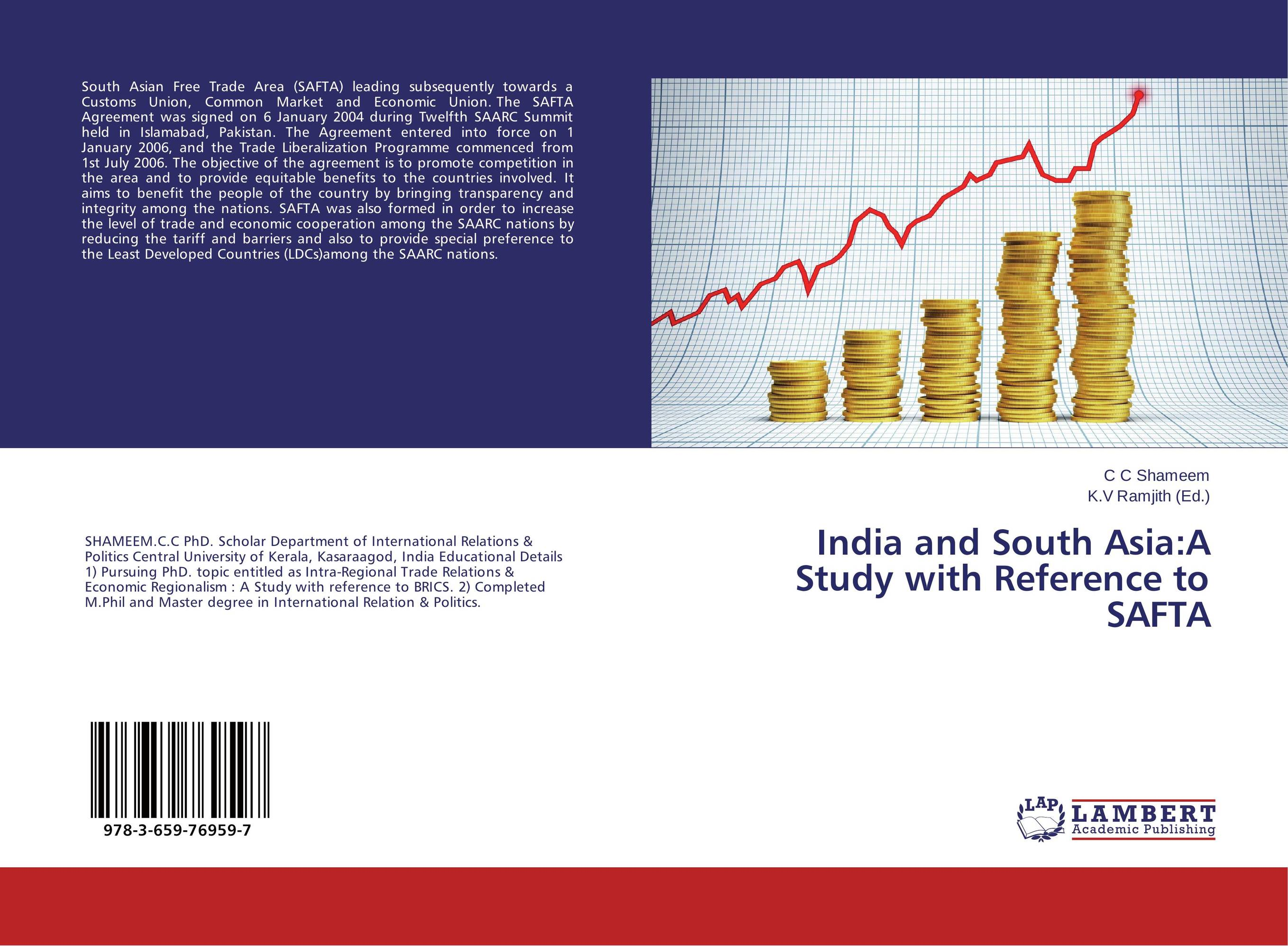 India and South Asia:A Study with Reference to SAFTA