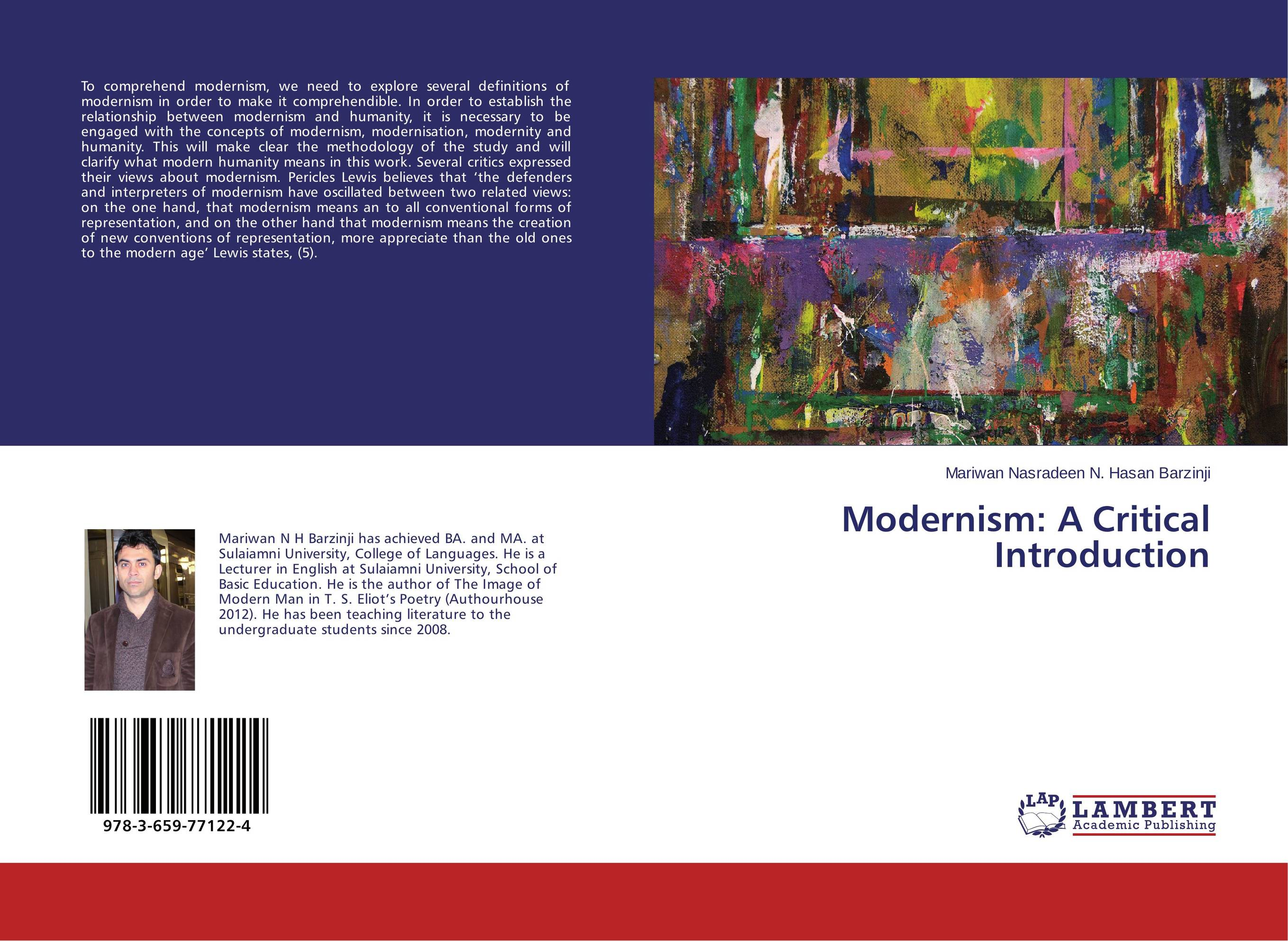 Modernism: A Critical Introduction british poetry in the age of modernism