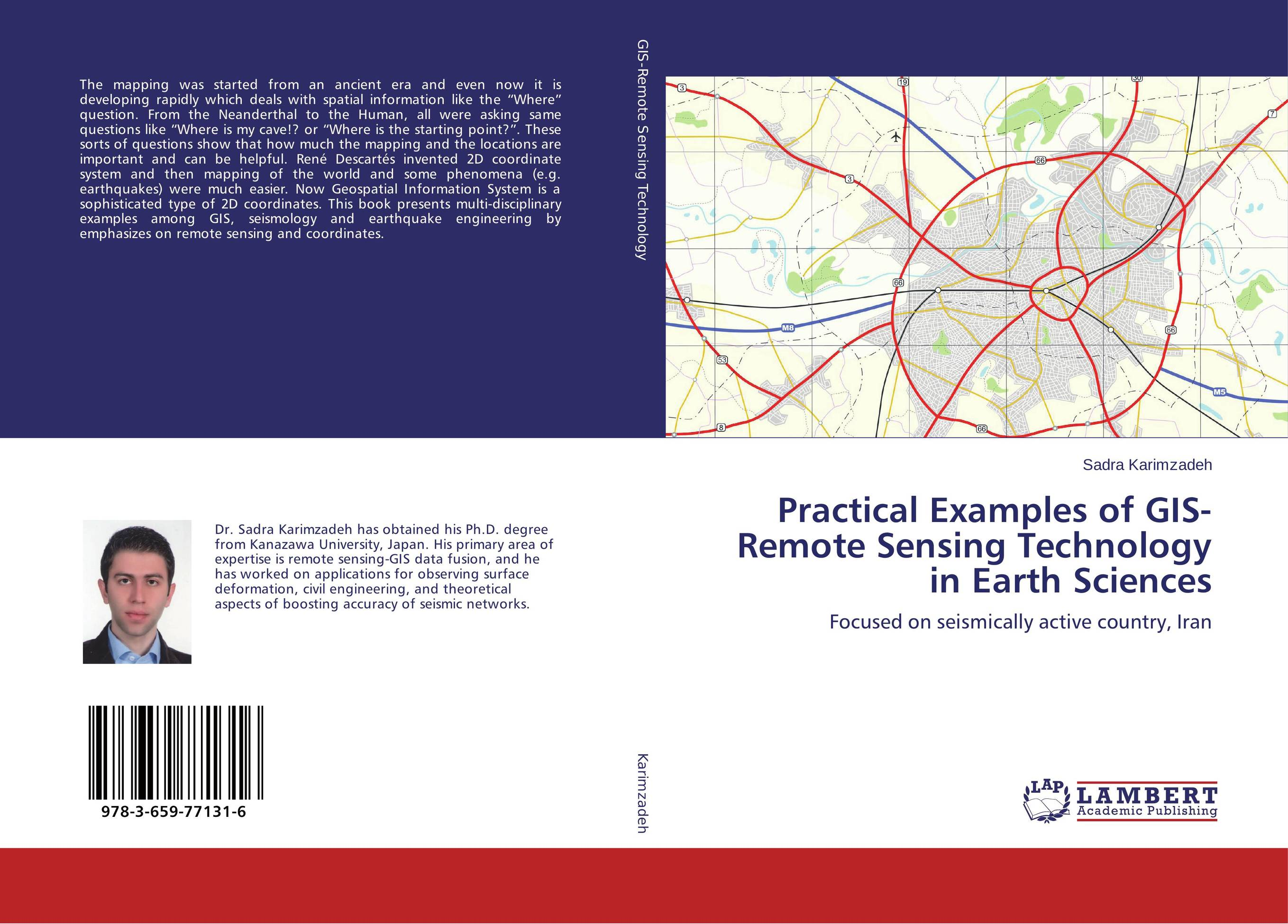 Practical Examples of GIS-Remote Sensing Technology in Earth Sciences wasteland mapping using remote sensing and gis
