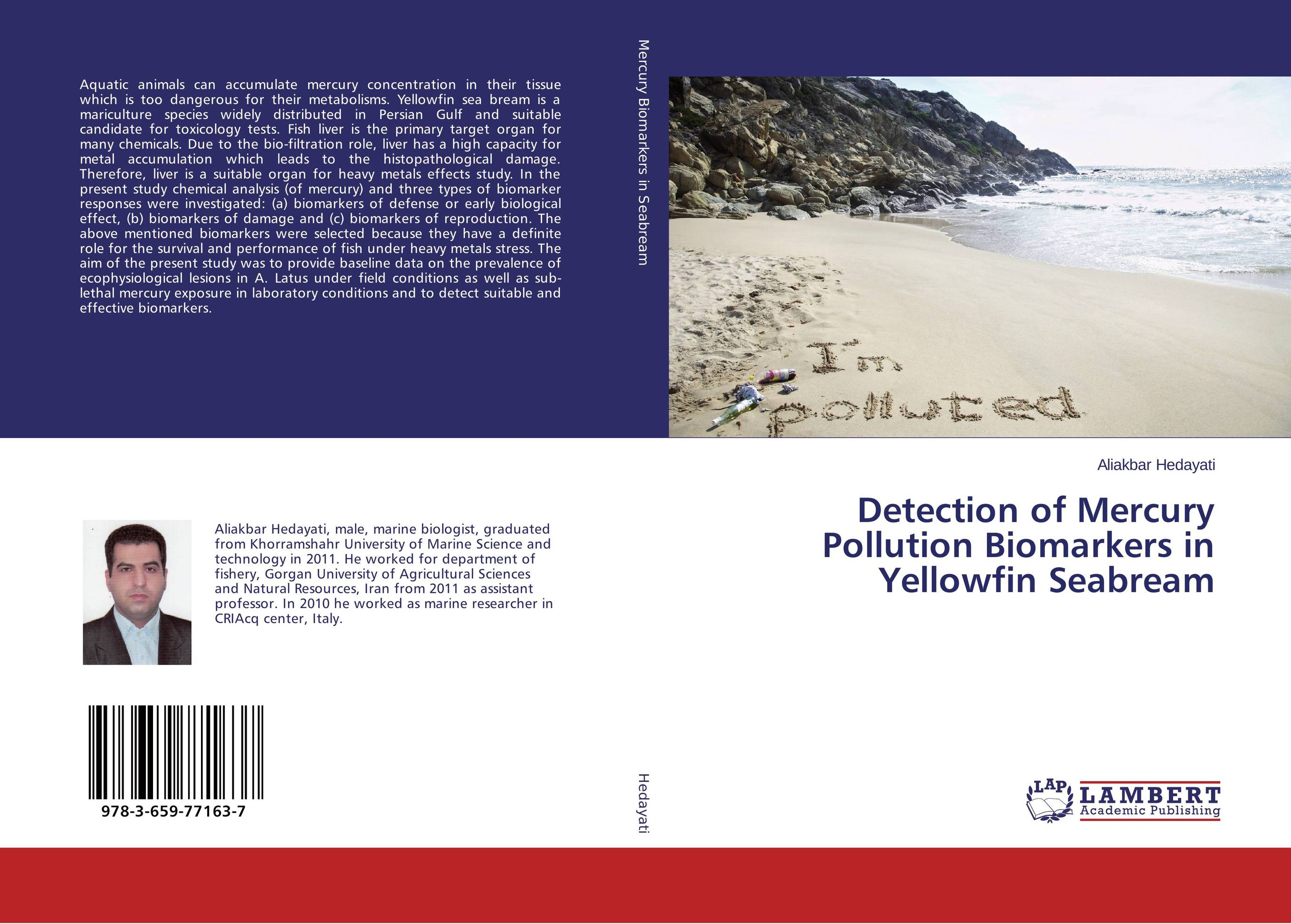 Detection of Mercury Pollution Biomarkers in Yellowfin Seabream environmental biomarkers