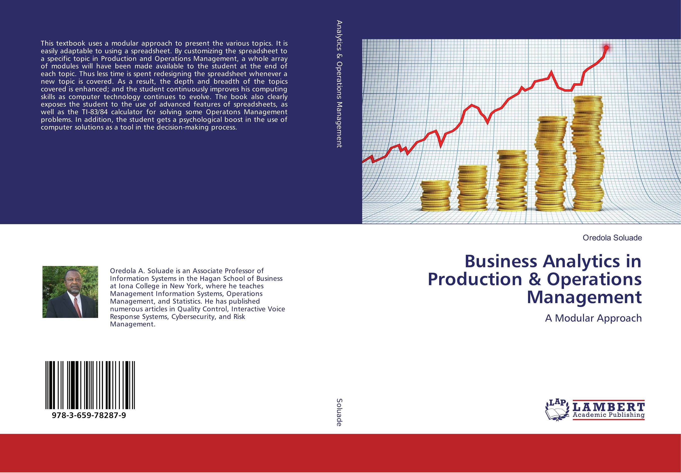 Business Analytics in Production & Operations Management frank buytendijk dealing with dilemmas where business analytics fall short