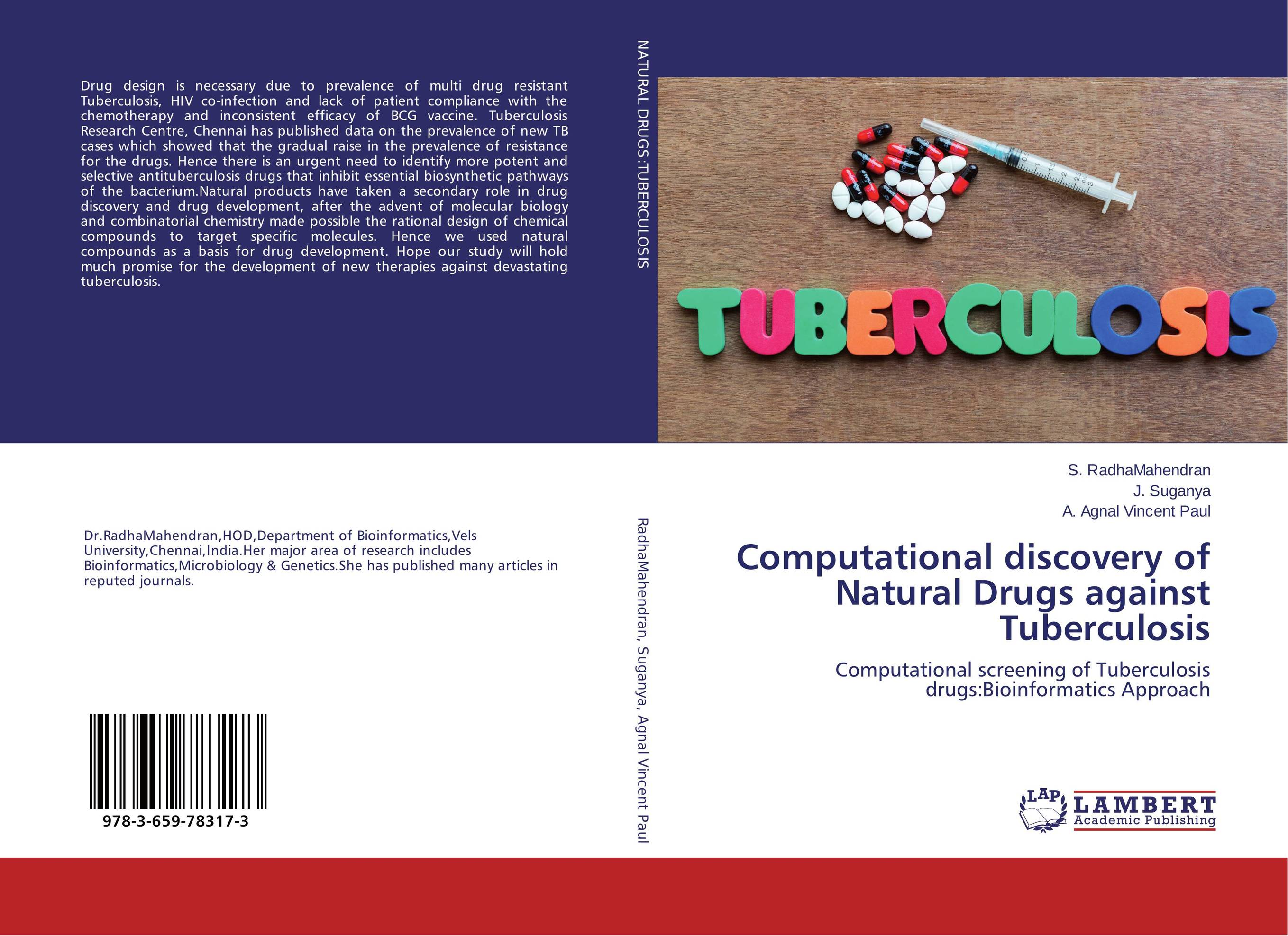 Computational discovery of Natural Drugs against Tuberculosis development of a computational interface for small hydropower plant