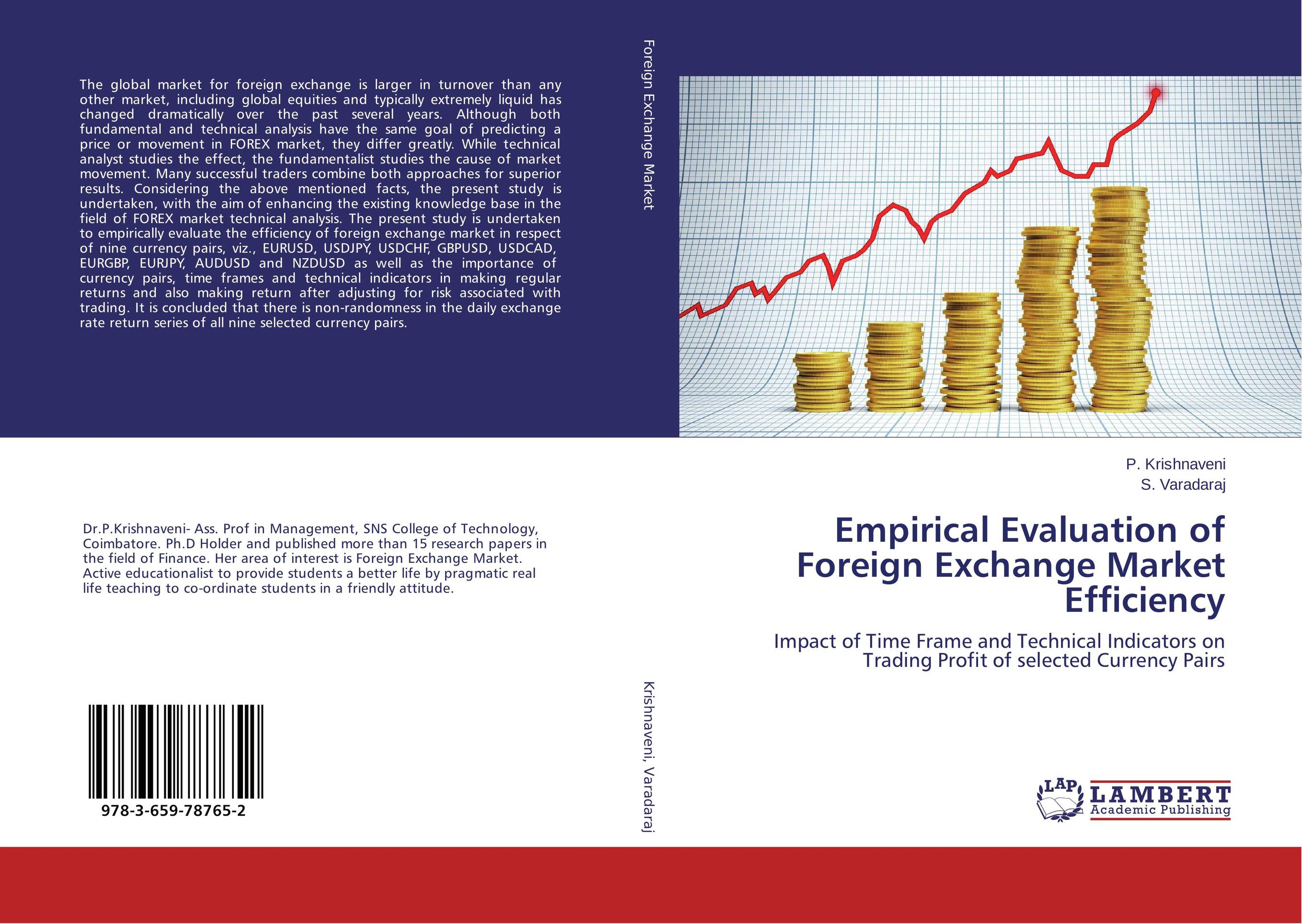 Empirical Evaluation of Foreign Exchange Market Efficiency the role of evaluation as a mechanism for advancing principal practice