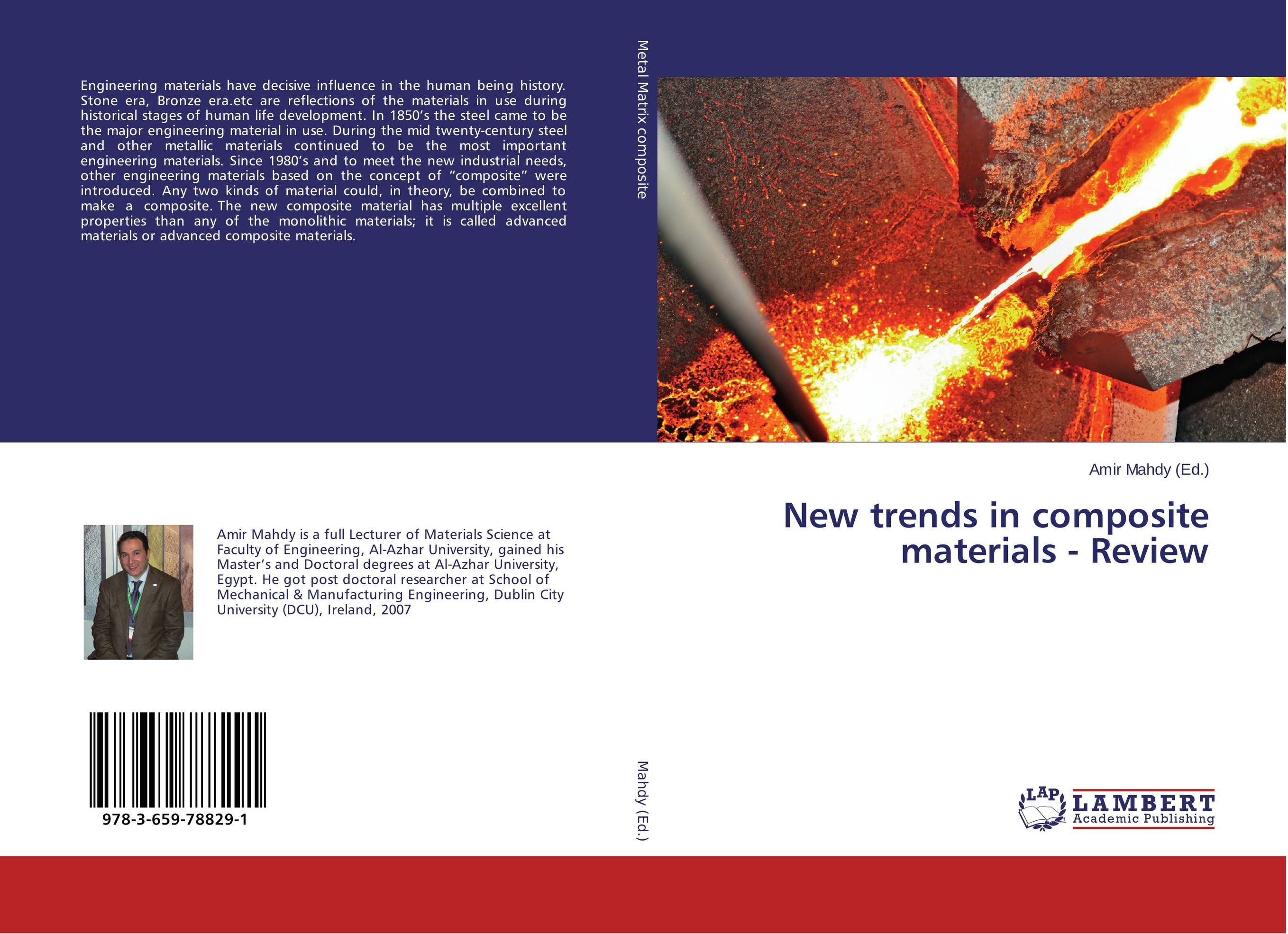 New trends in composite materials - Review juan martinez vega dielectric materials for electrical engineering