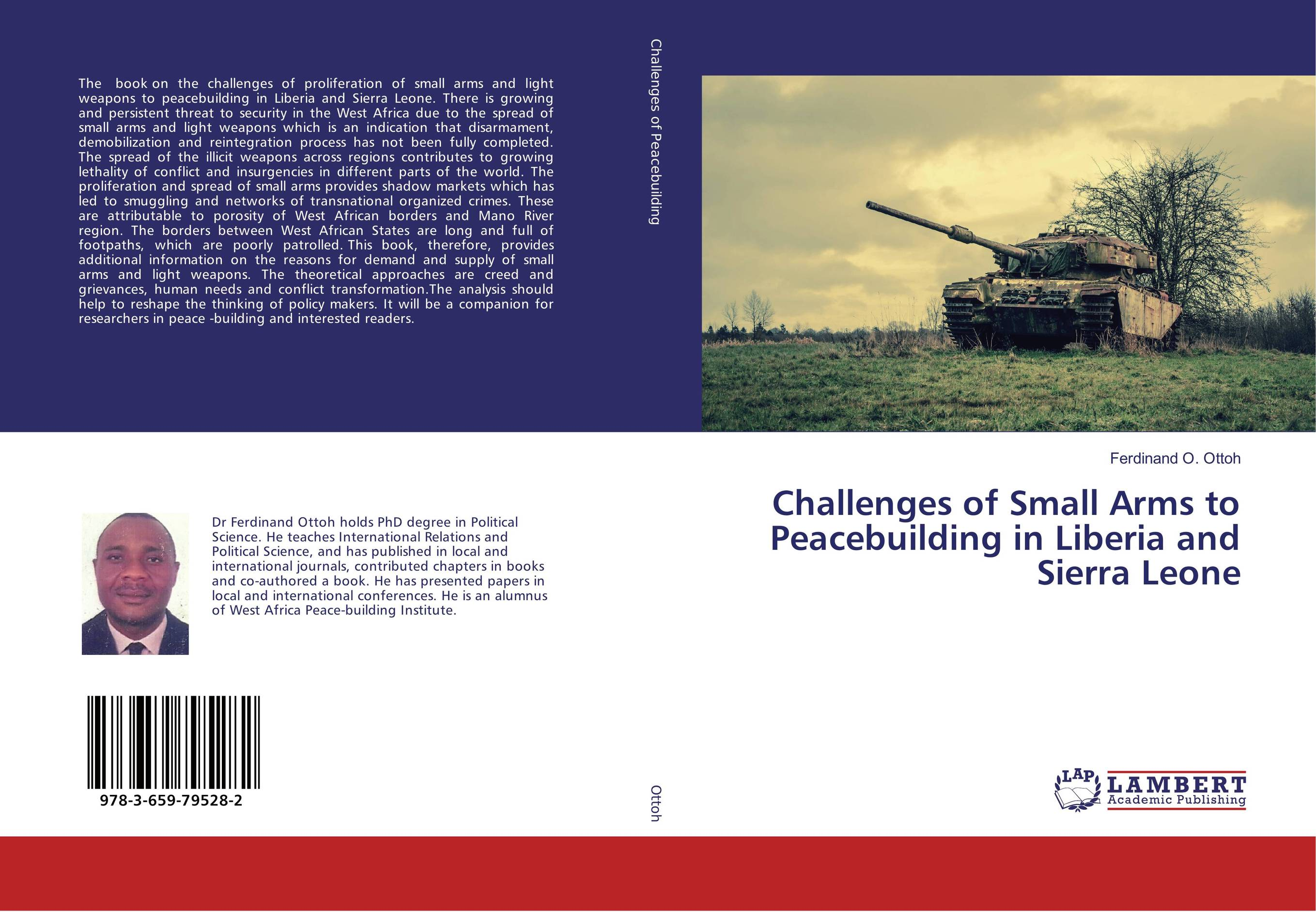 Challenges of Small Arms to Peacebuilding in Liberia and Sierra Leone thomas winterbottom an accont of the native africans in the sierra leone vol 2