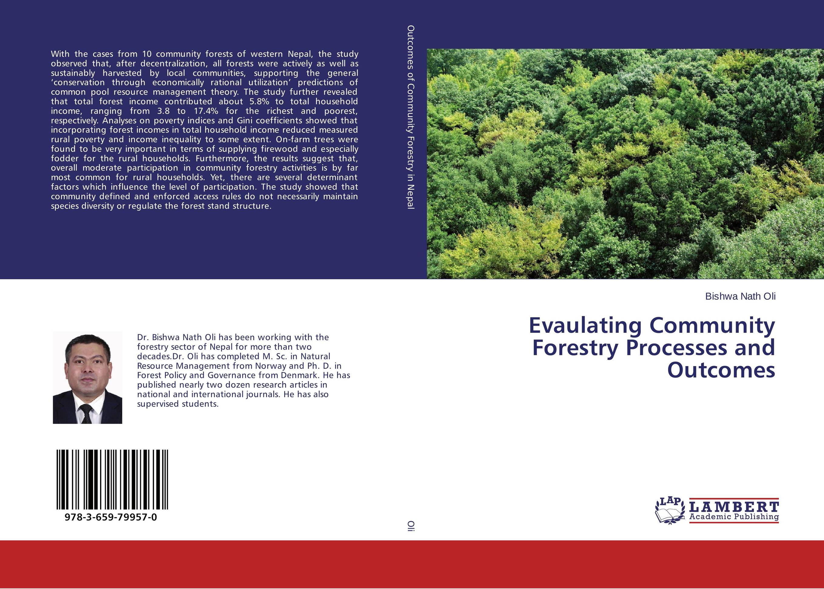цена на Evaulating Community Forestry Processes and Outcomes