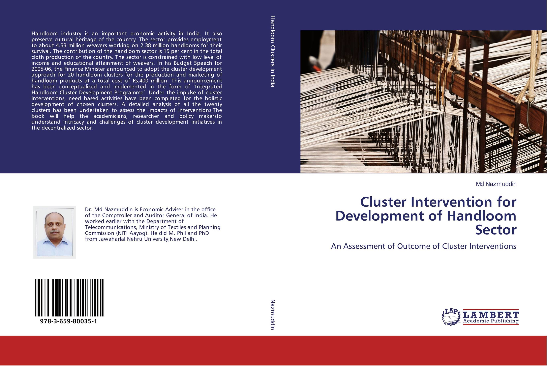 Cluster Intervention for Development of Handloom Sector development of ghg mitigation options for alberta's energy sector