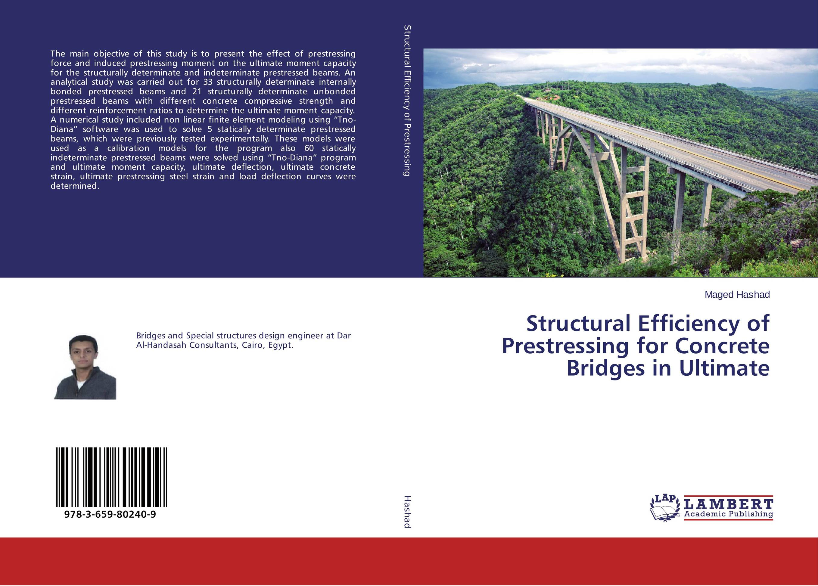 Structural Efficiency of Prestressing for Concrete Bridges in Ultimate