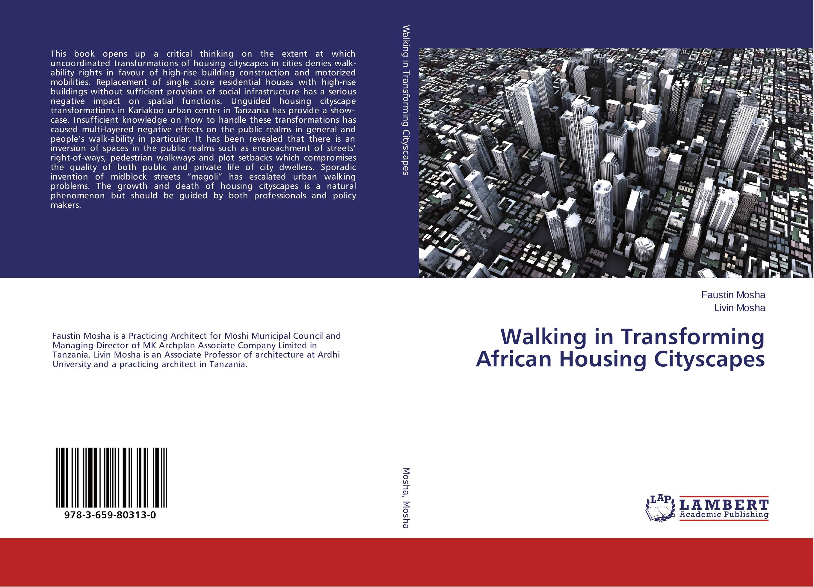 Walking in Transforming African Housing Cityscapes social housing in glasgow volume 2