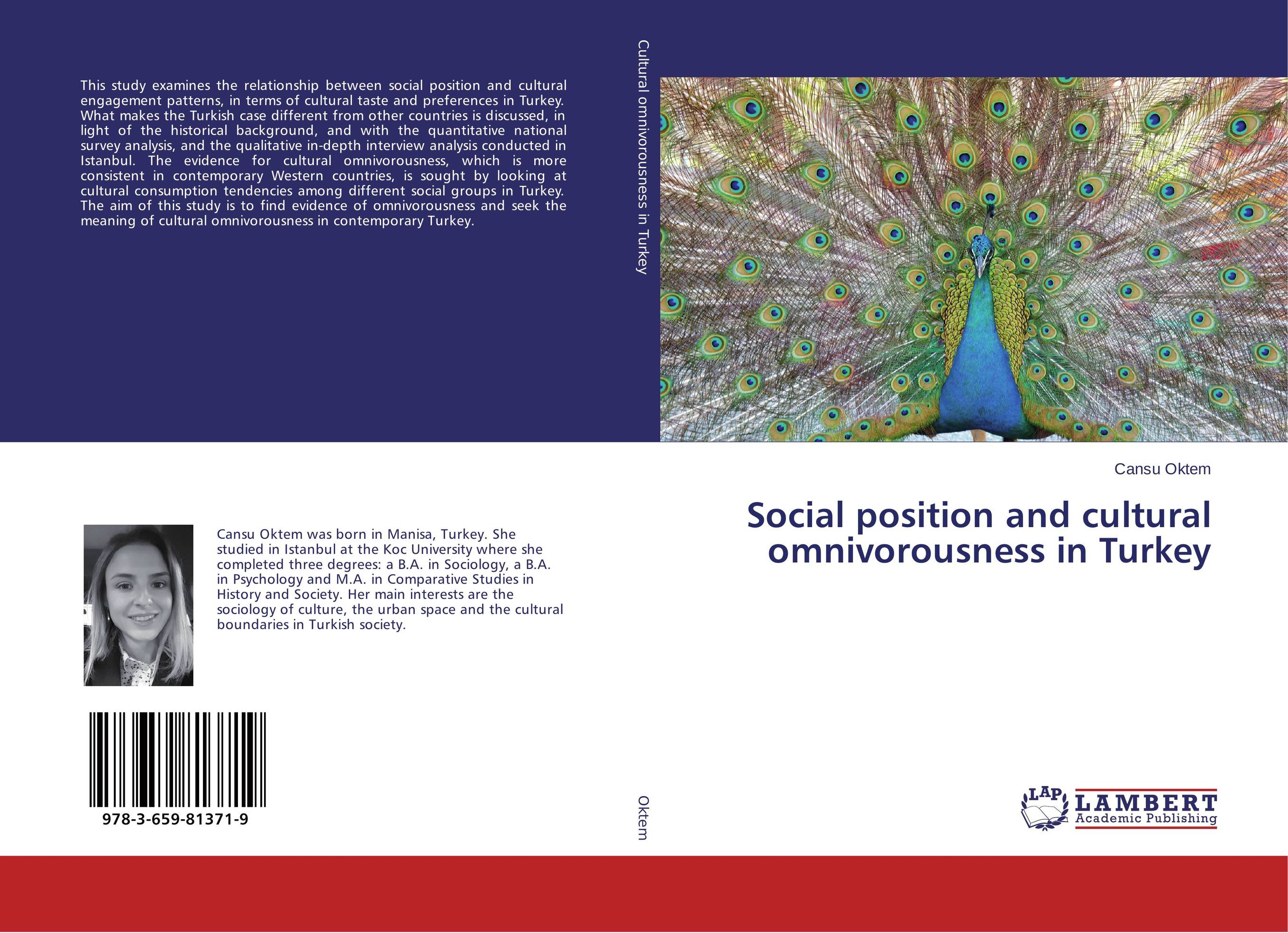 Social position and cultural omnivorousness in Turkey