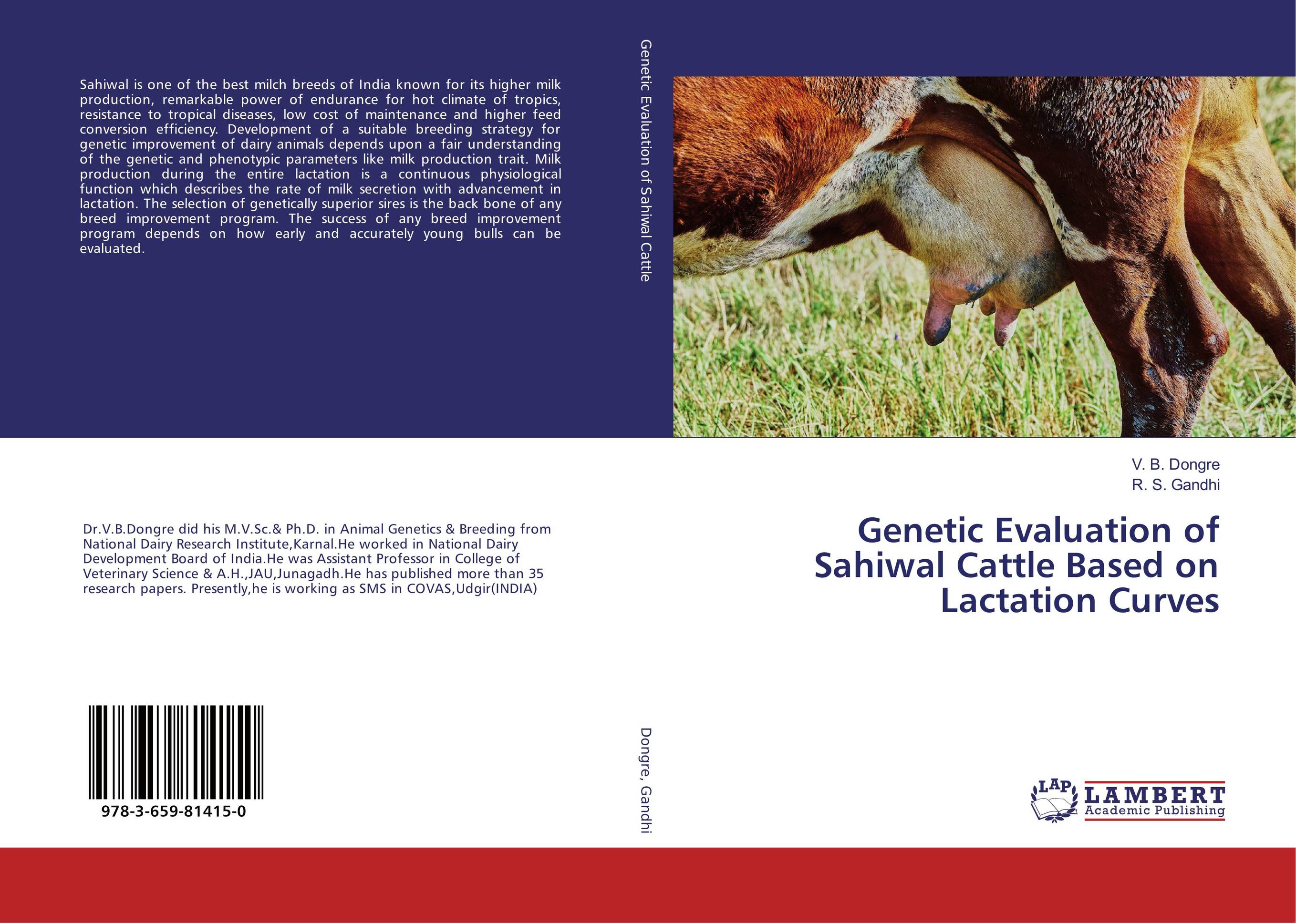 Genetic Evaluation of Sahiwal Cattle Based on Lactation Curves полировальная машина makita 9237cb