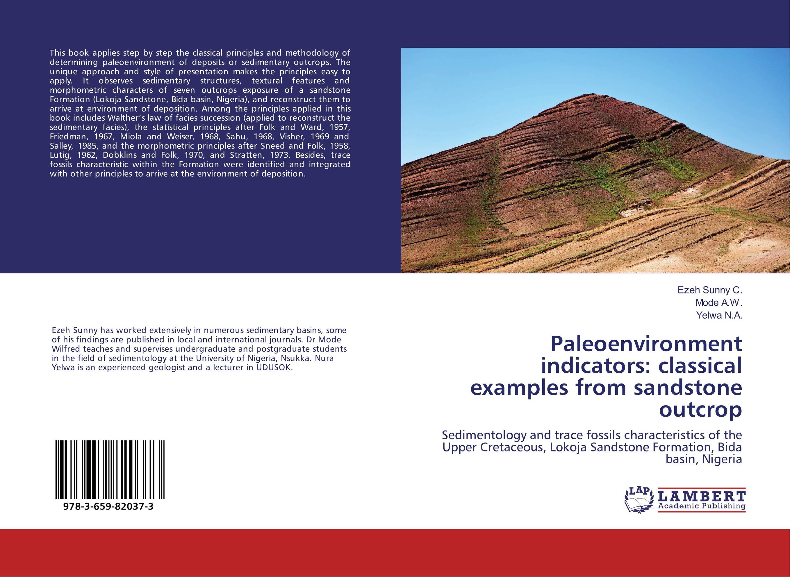 Paleoenvironment indicators: classical examples from sandstone outcrop folk beliefs and nourishment of environment