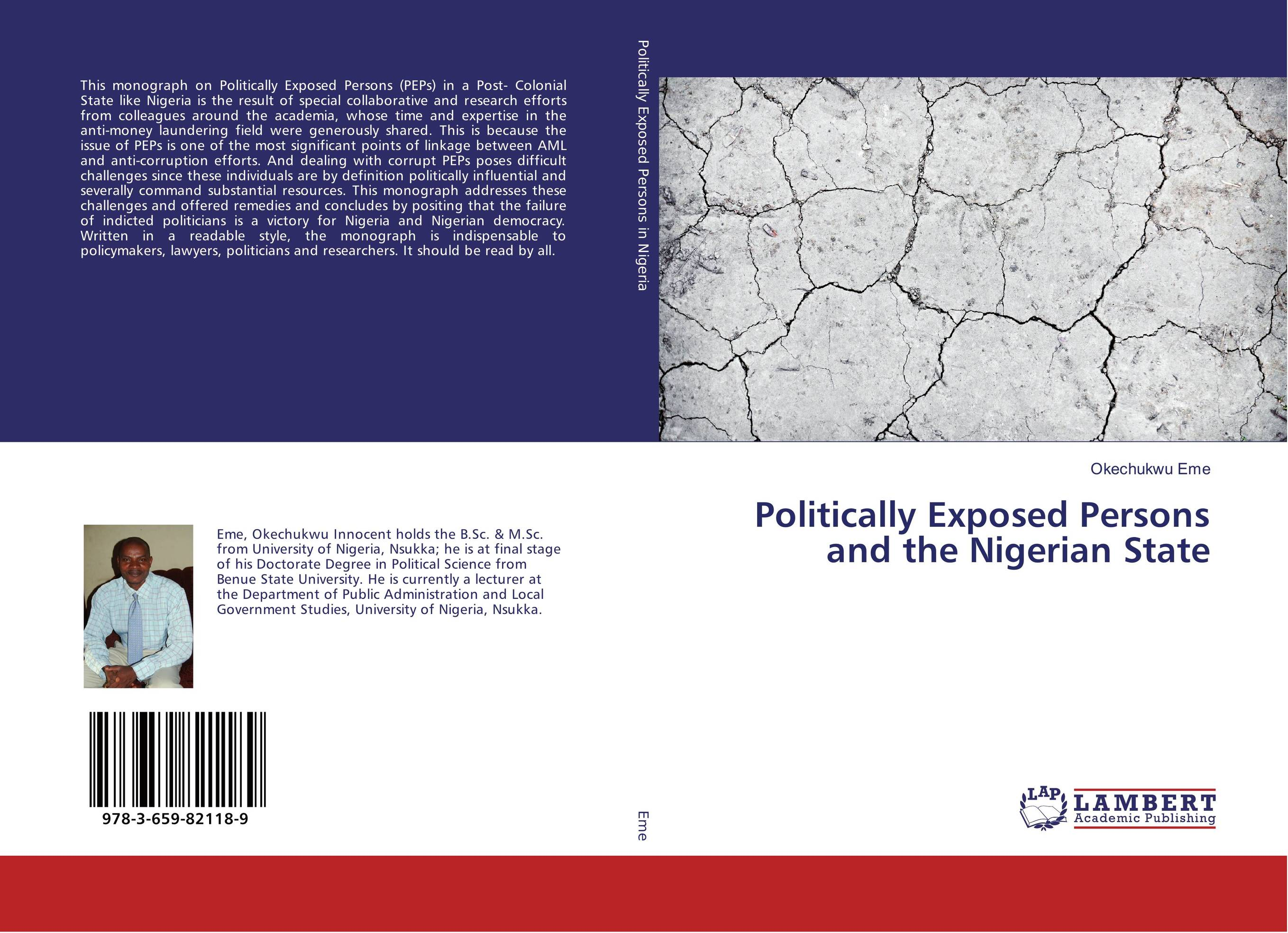 Politically Exposed Persons and the Nigerian State roadmap to nigerian democracy issues and challenges