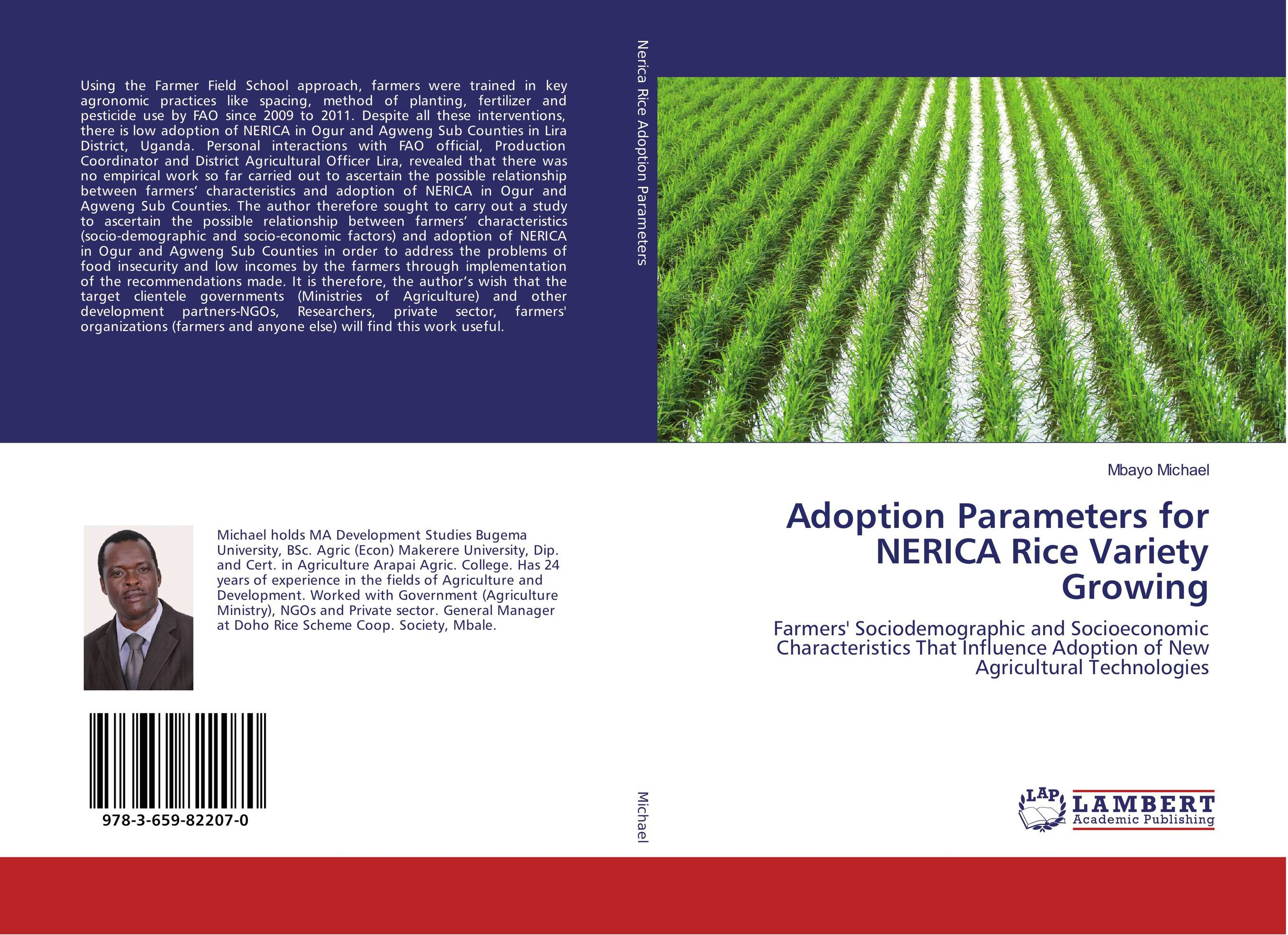 socio economic factors influencing adoption of fertilizer