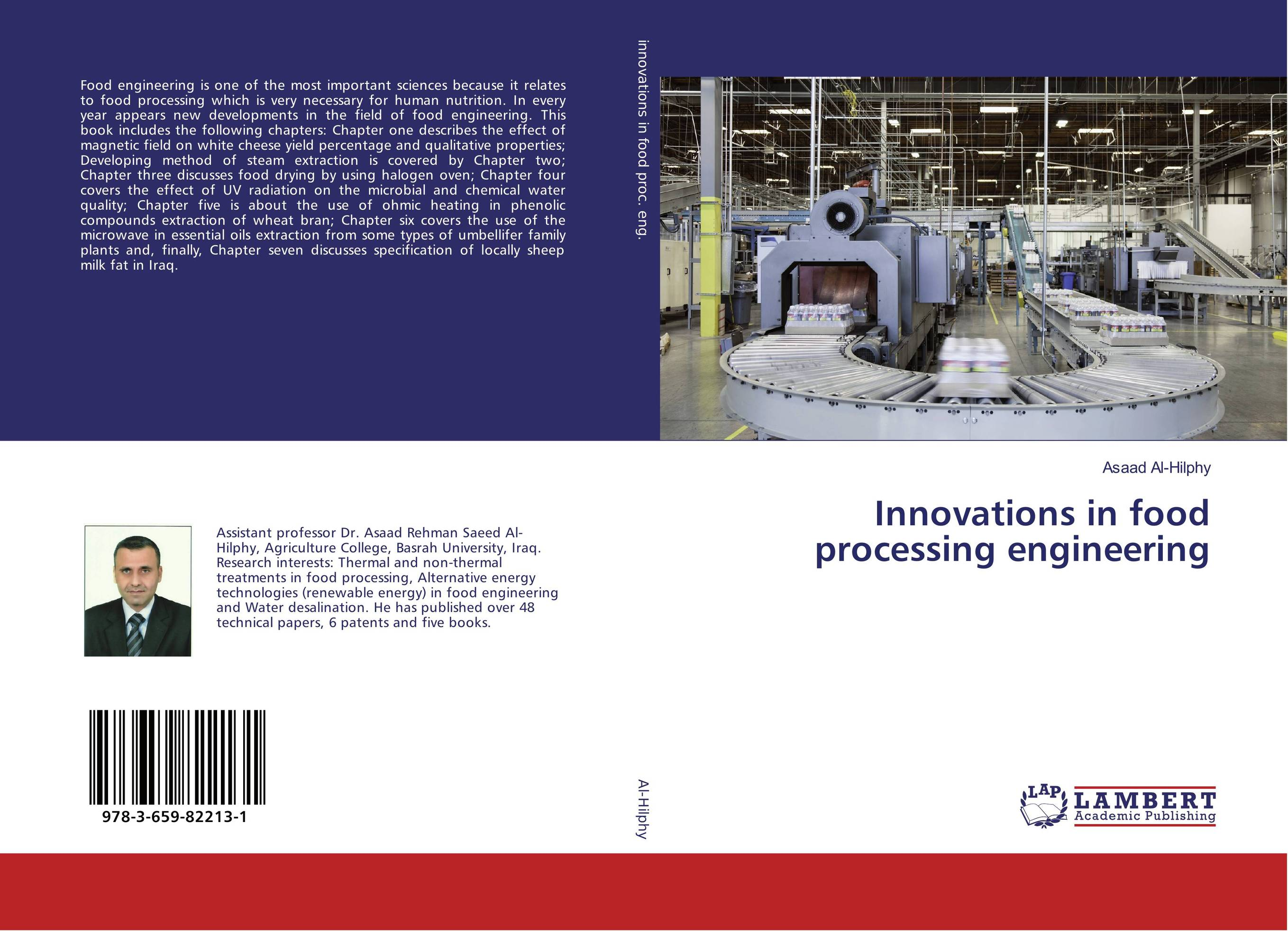 Innovations in food processing engineering application of pulsed ultra violet light in food processing