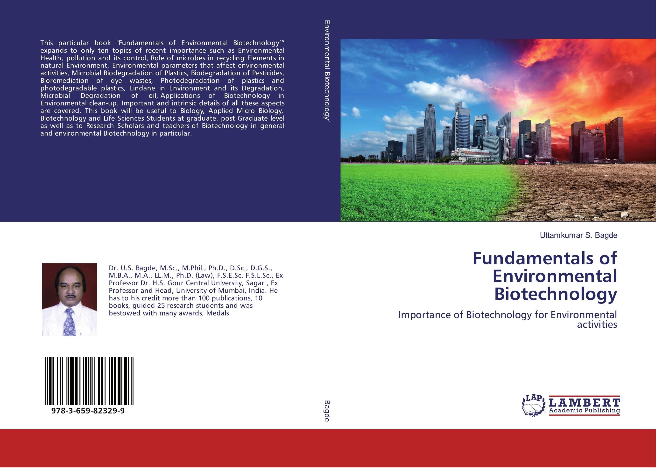 Fundamentals of Environmental Biotechnology fundamentals for control of robotic manipulators