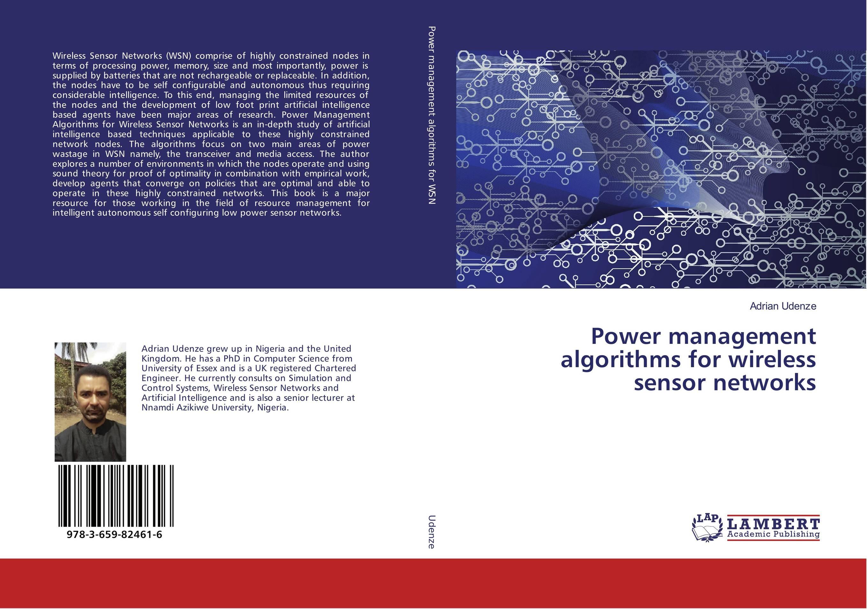 Power management algorithms for wireless sensor networks