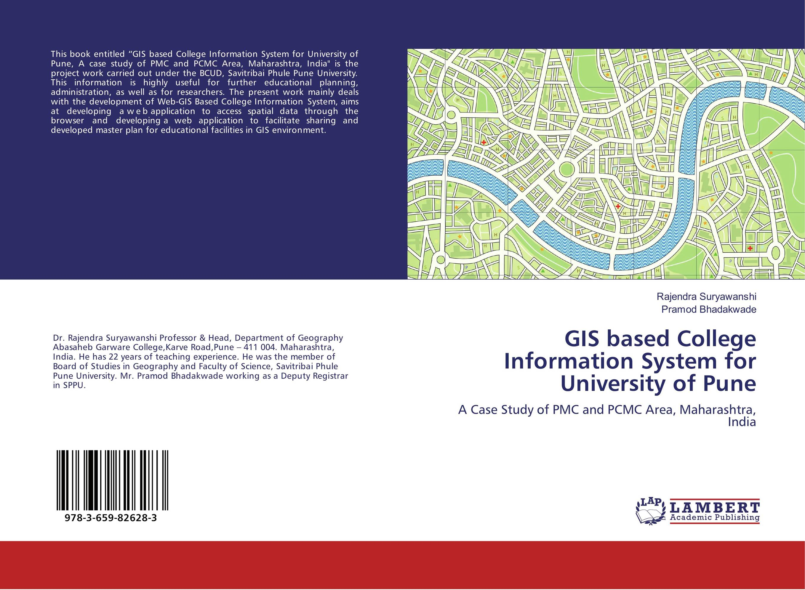 GIS based College Information System for University of Pune