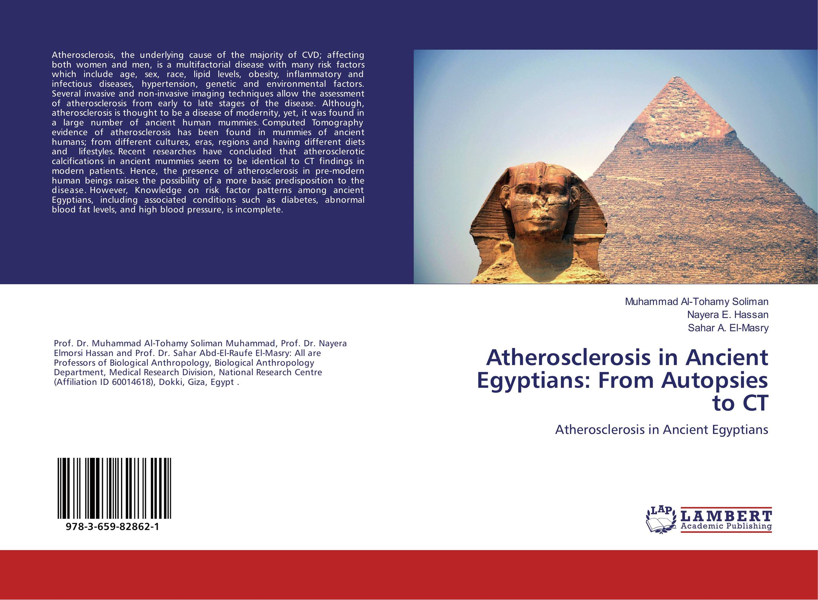 Atherosclerosis in Ancient Egyptians: From Autopsies to CT essays ancient and modern