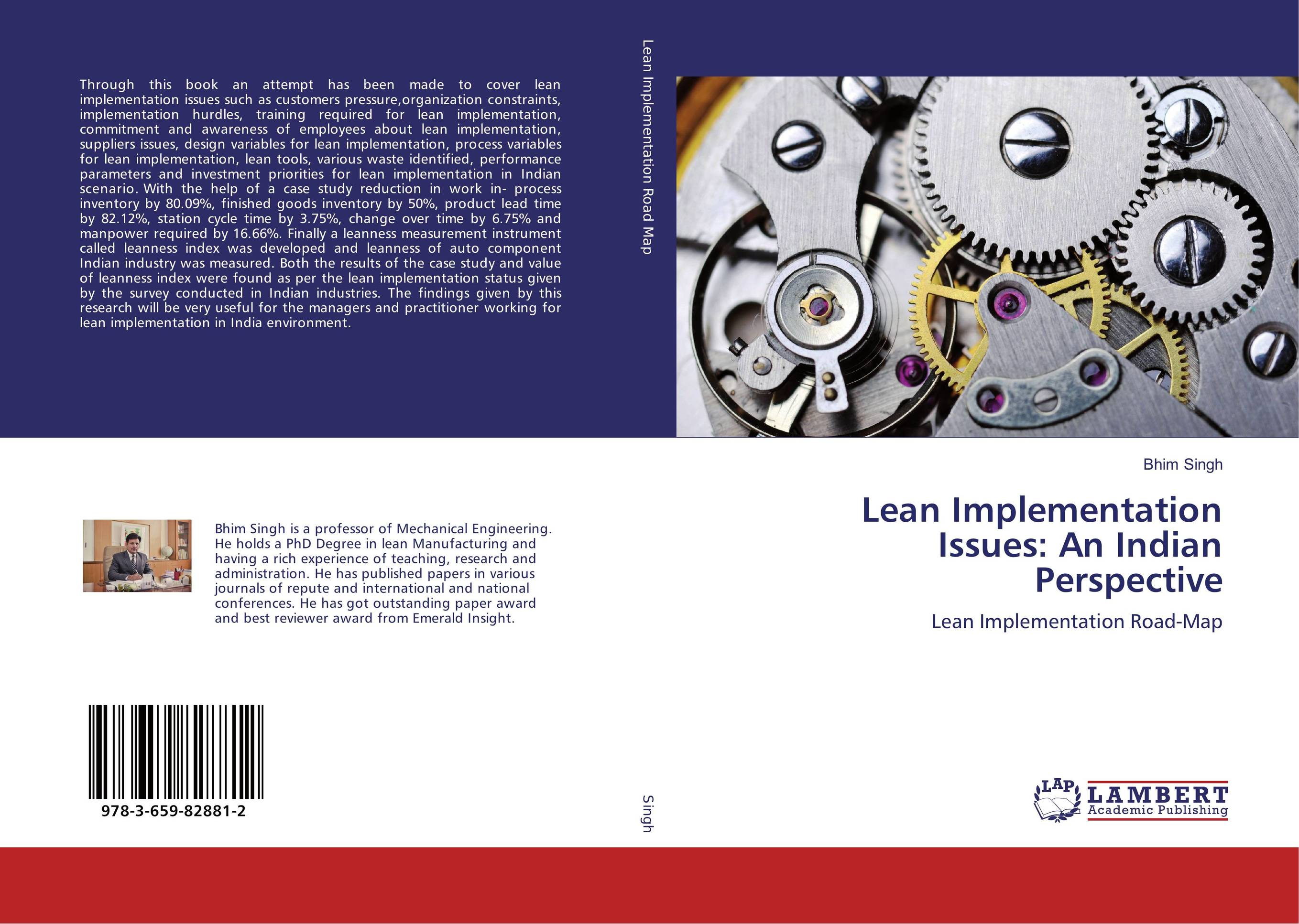 Lean Implementation Issues: An Indian Perspective james paterson c lean auditing driving added value and efficiency in internal audit
