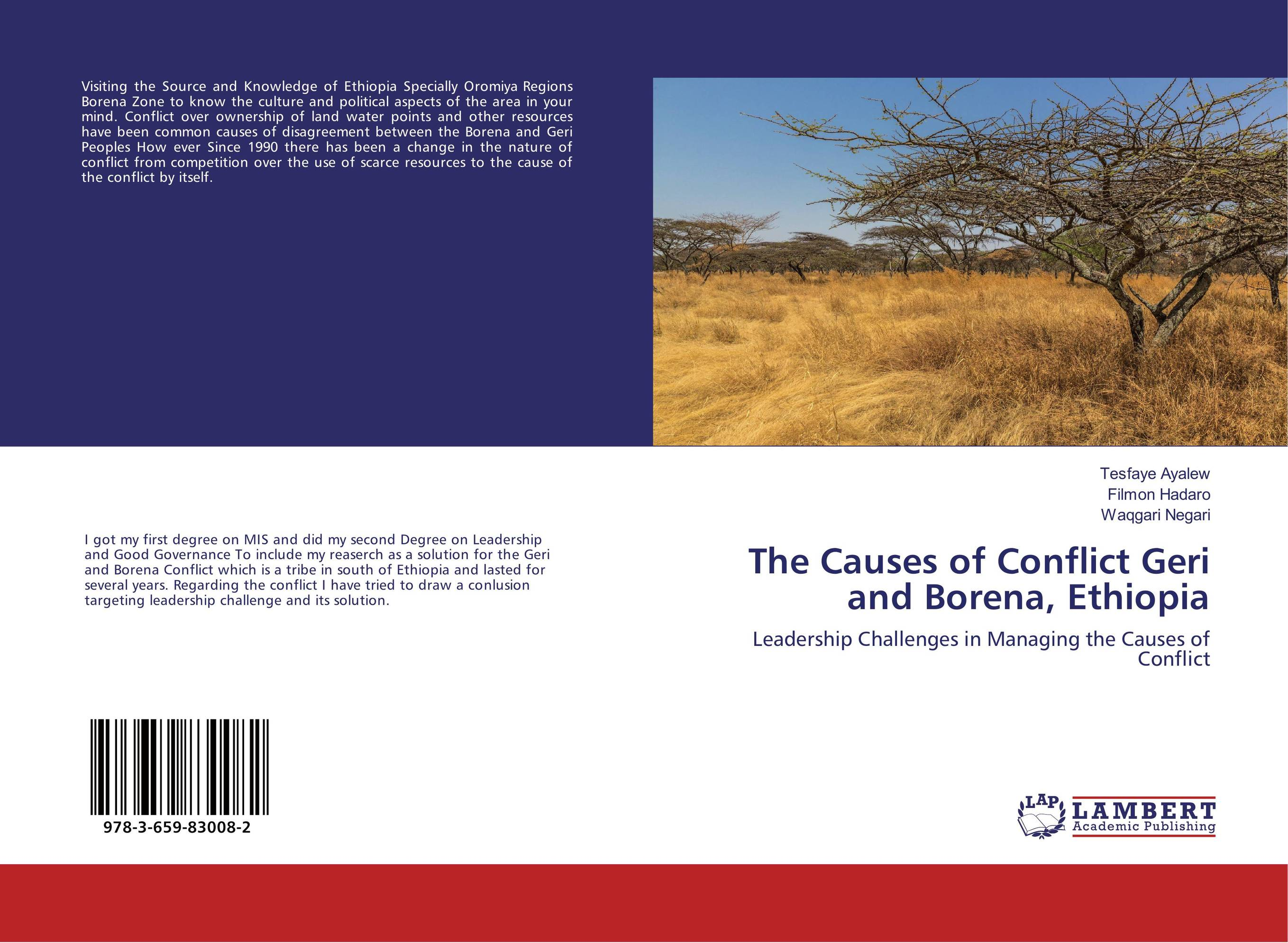 The Causes of Conflict Geri and Borena, Ethiopia land degradation in the oromiya highlands in ethiopia