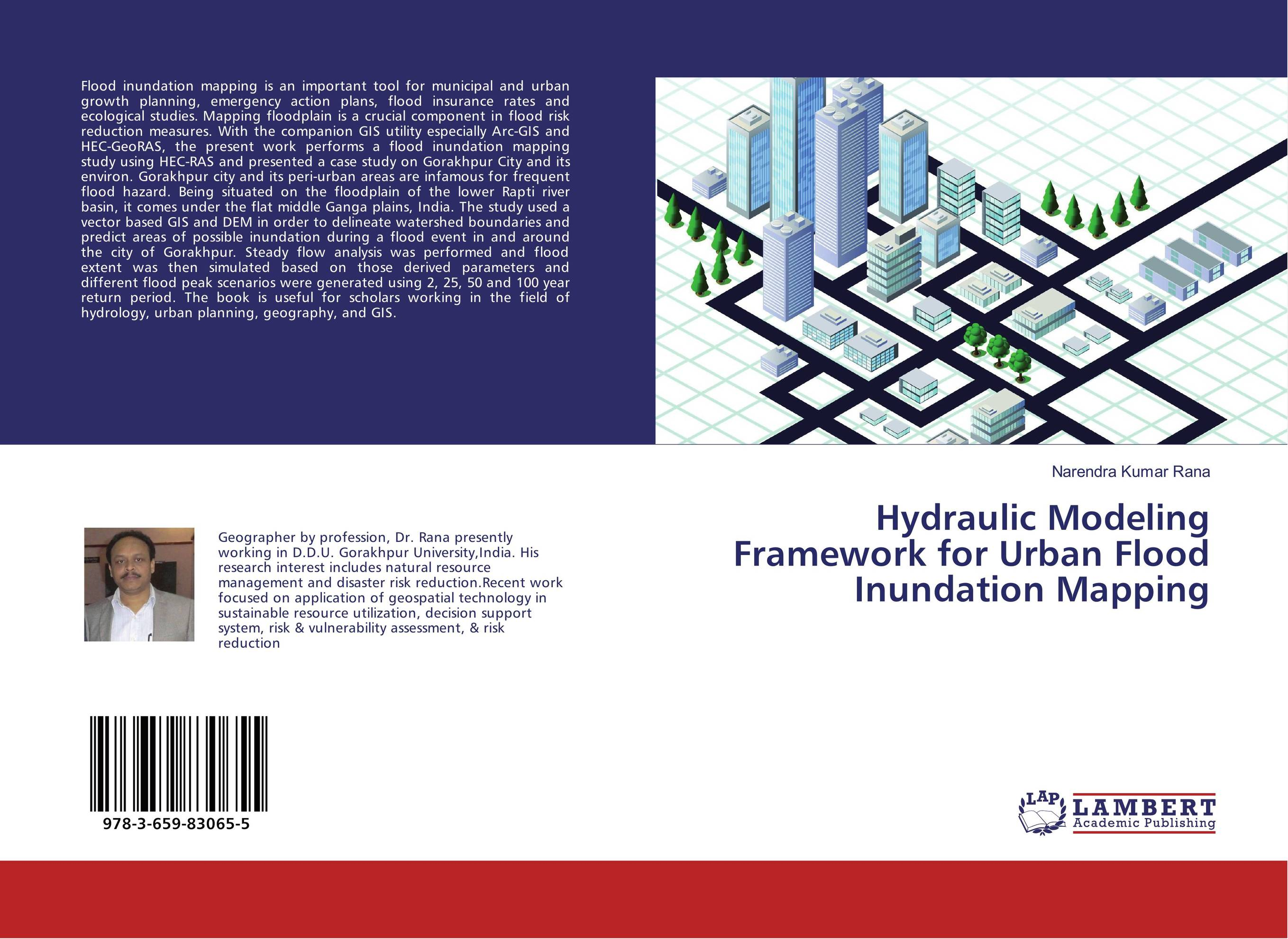 Hydraulic Modeling Framework for Urban Flood Inundation Mapping