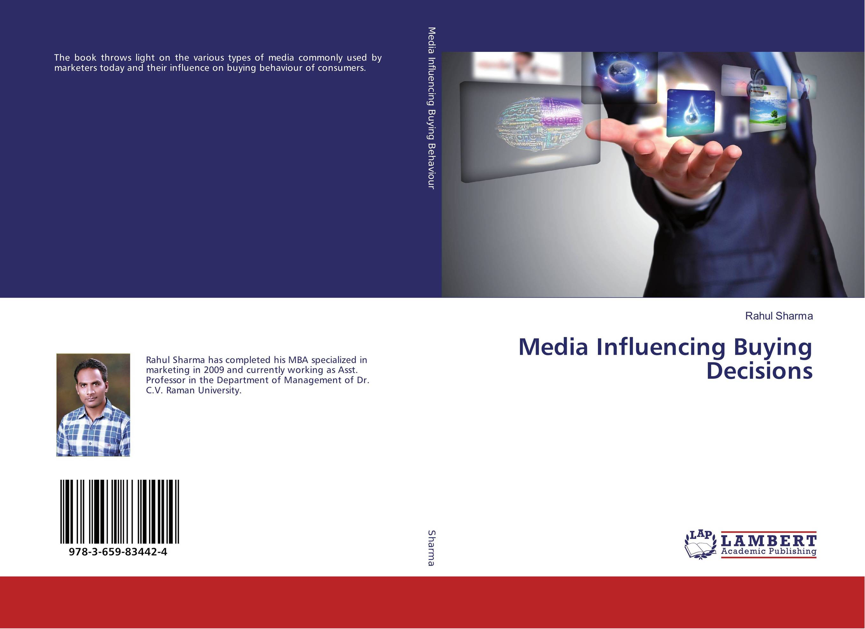 Media Influencing Buying Decisions consumer buying behaviour