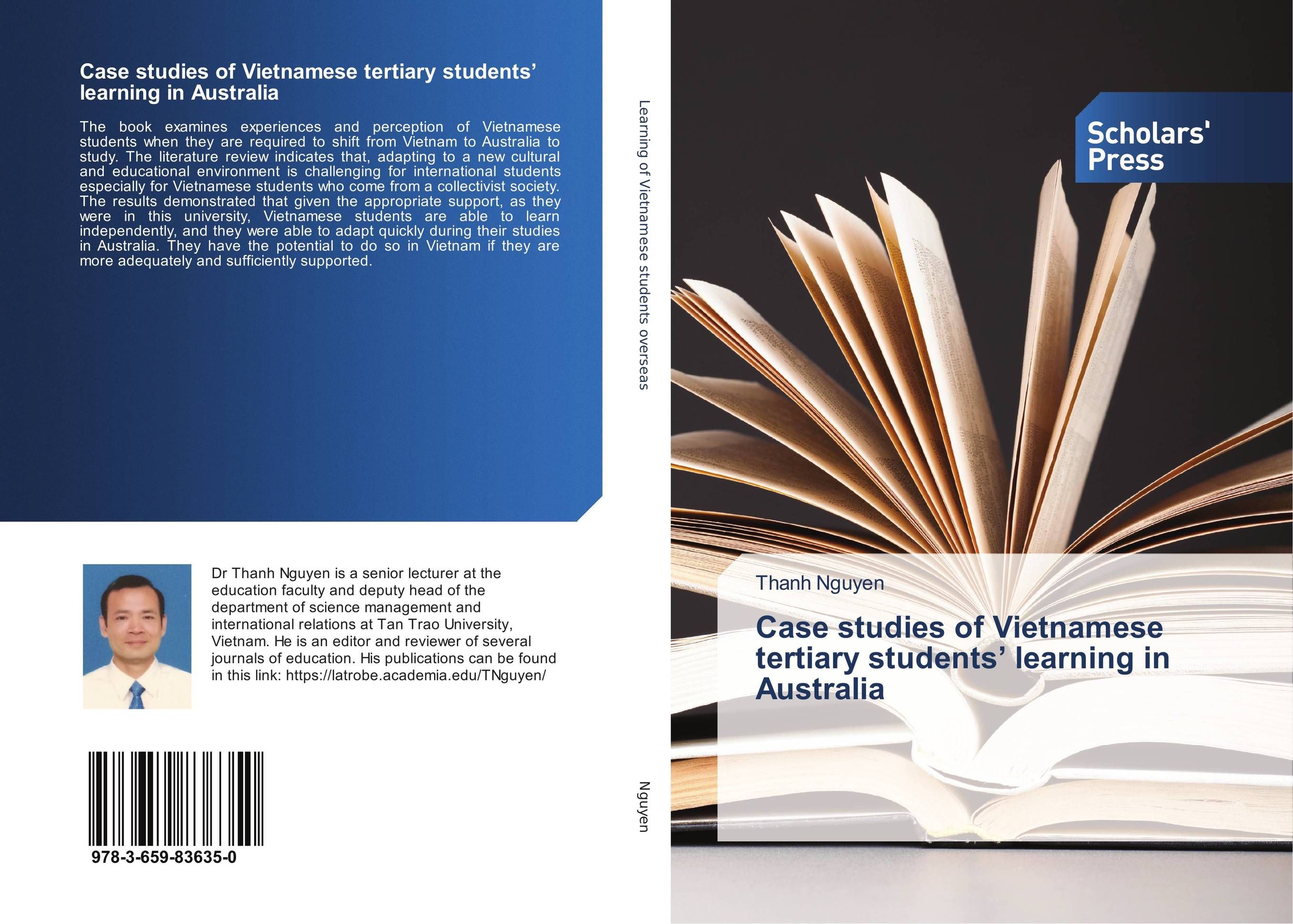 Case studies of Vietnamese tertiary students' learning in Australia seeing things as they are