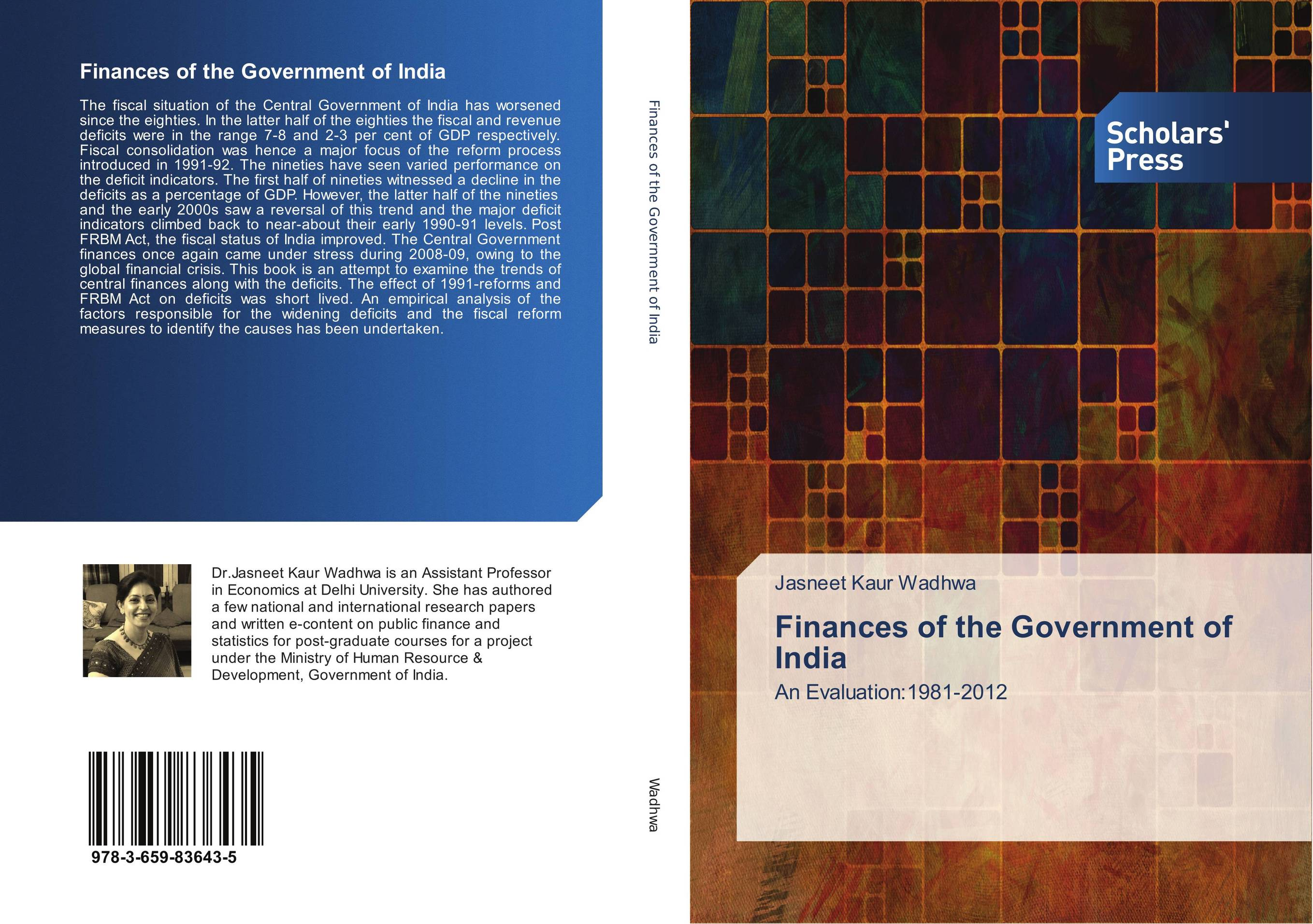 Finances of the Government of India muslims in globalized india 1991 2007 an analysis