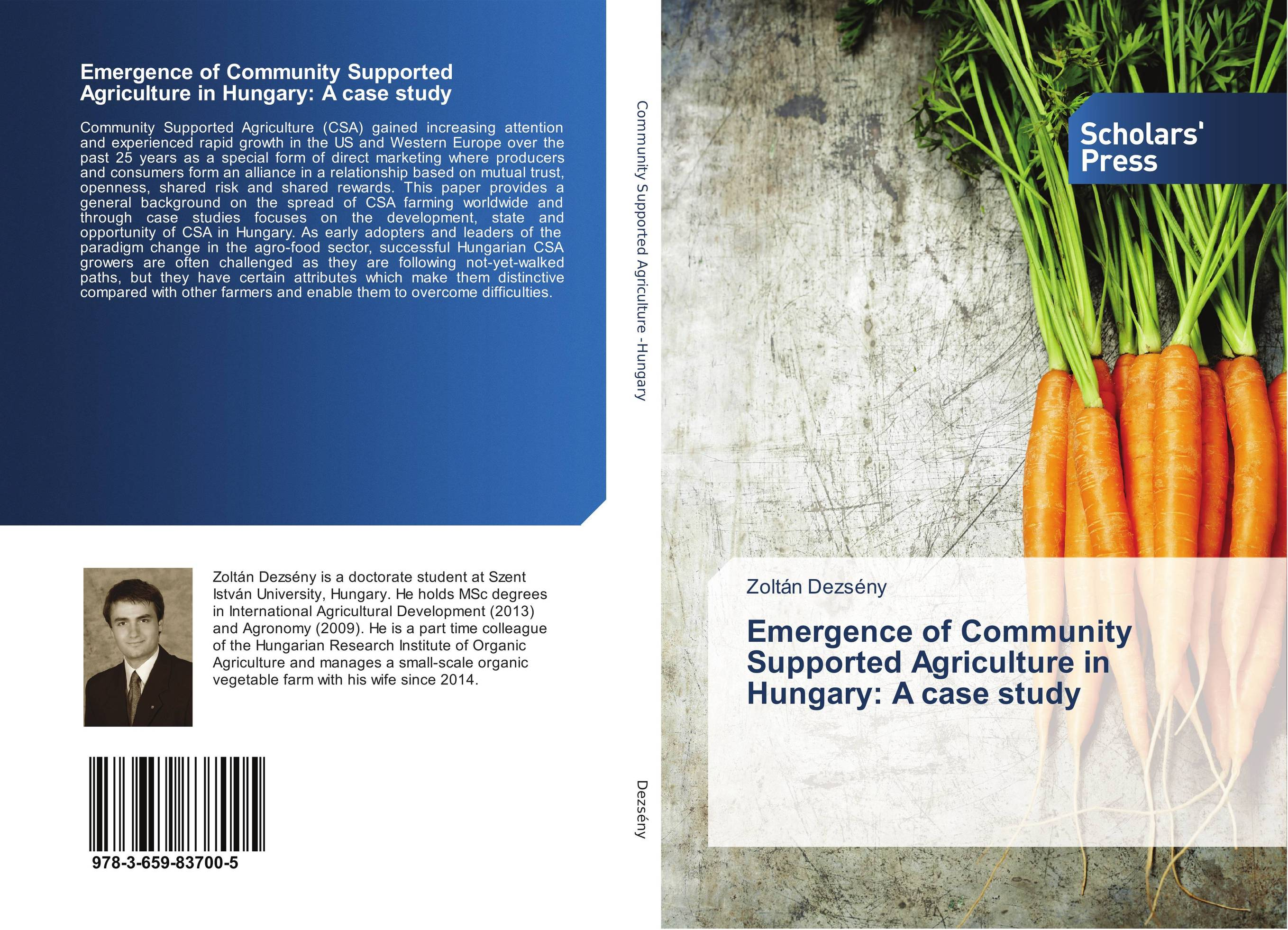 Emergence of Community Supported Agriculture in Hungary: A case study