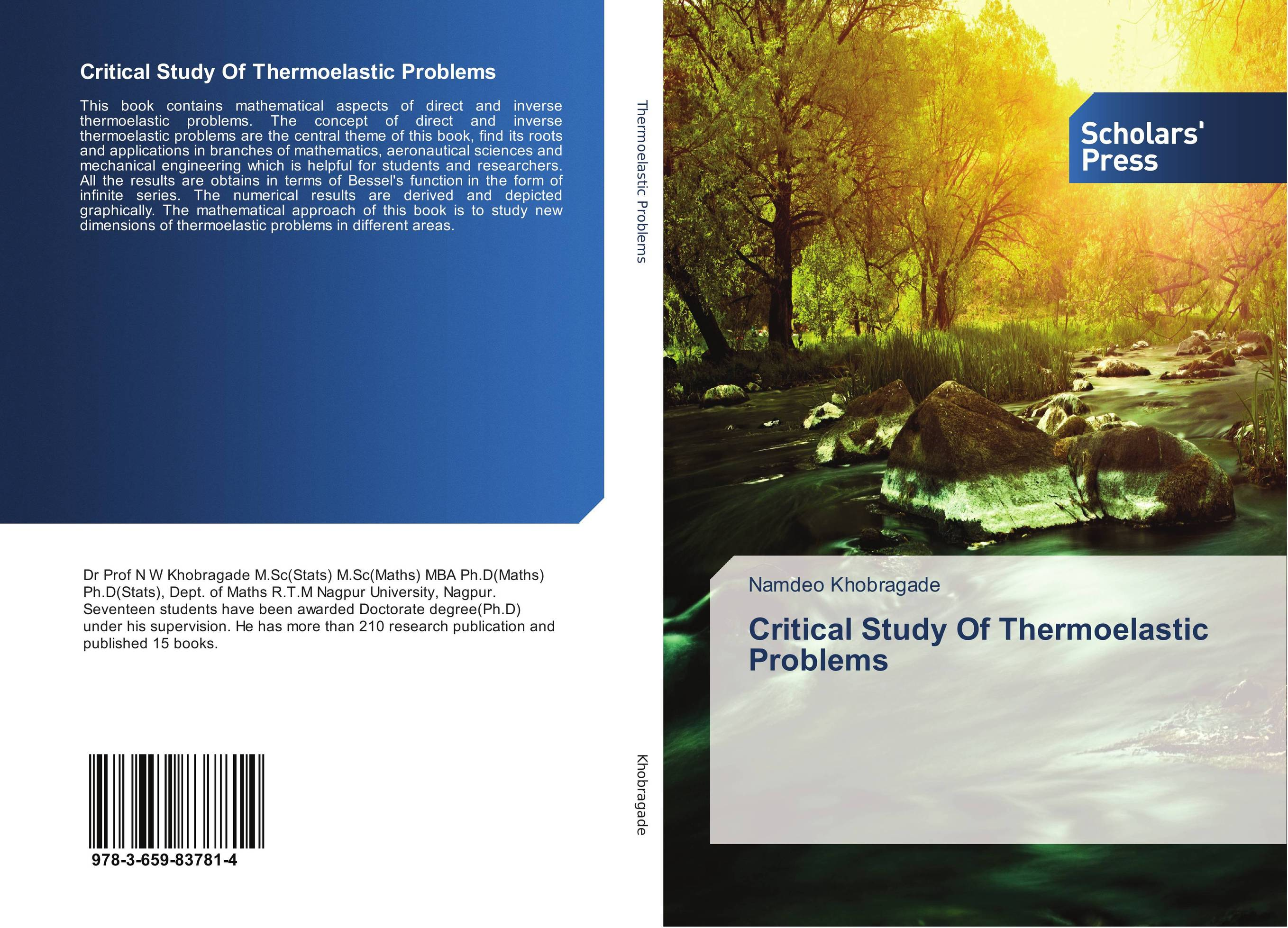 Critical Study Of Thermoelastic Problems the thirteen problems