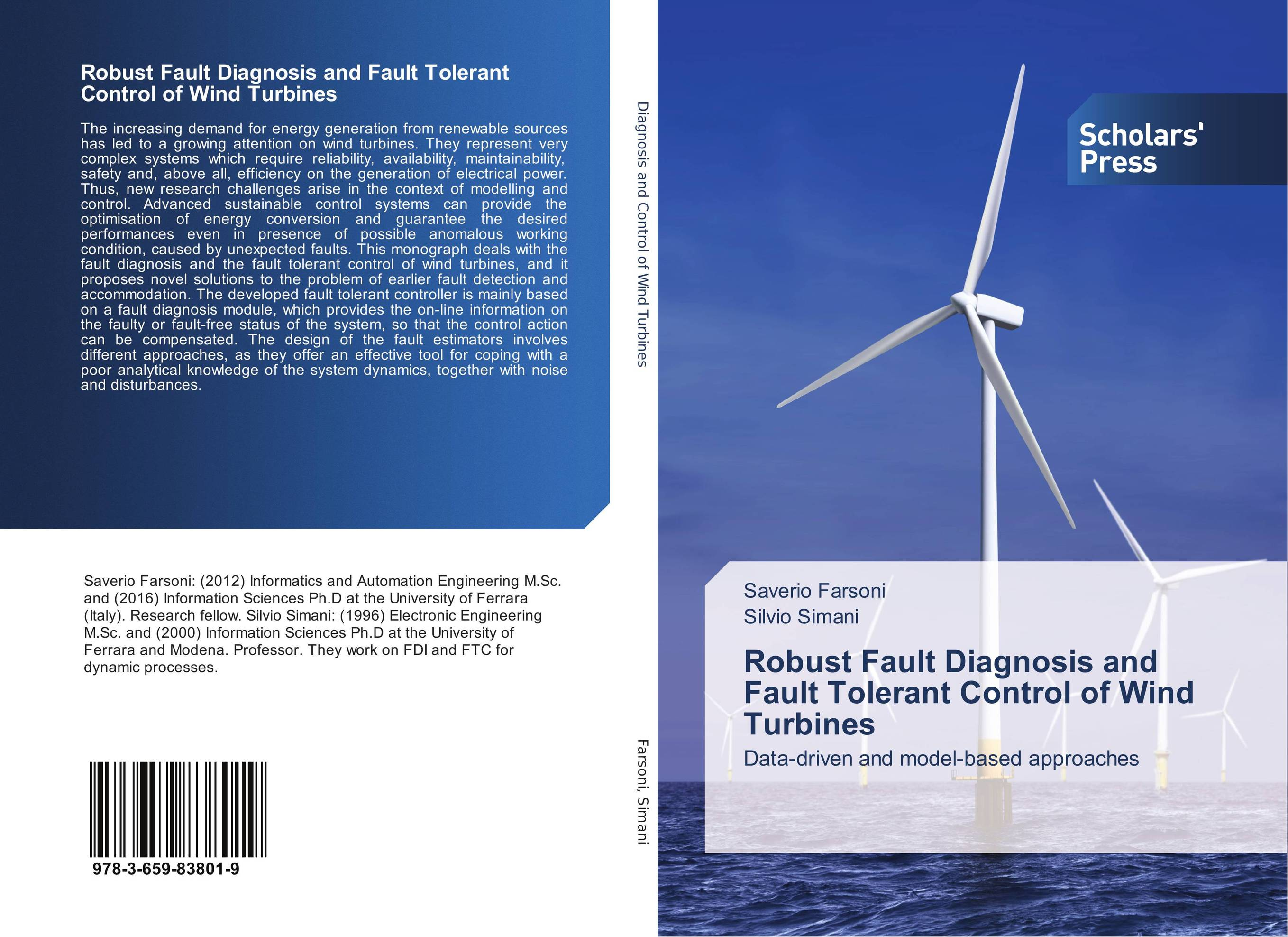 Robust Fault Diagnosis and Fault Tolerant Control of Wind Turbines a fault 7