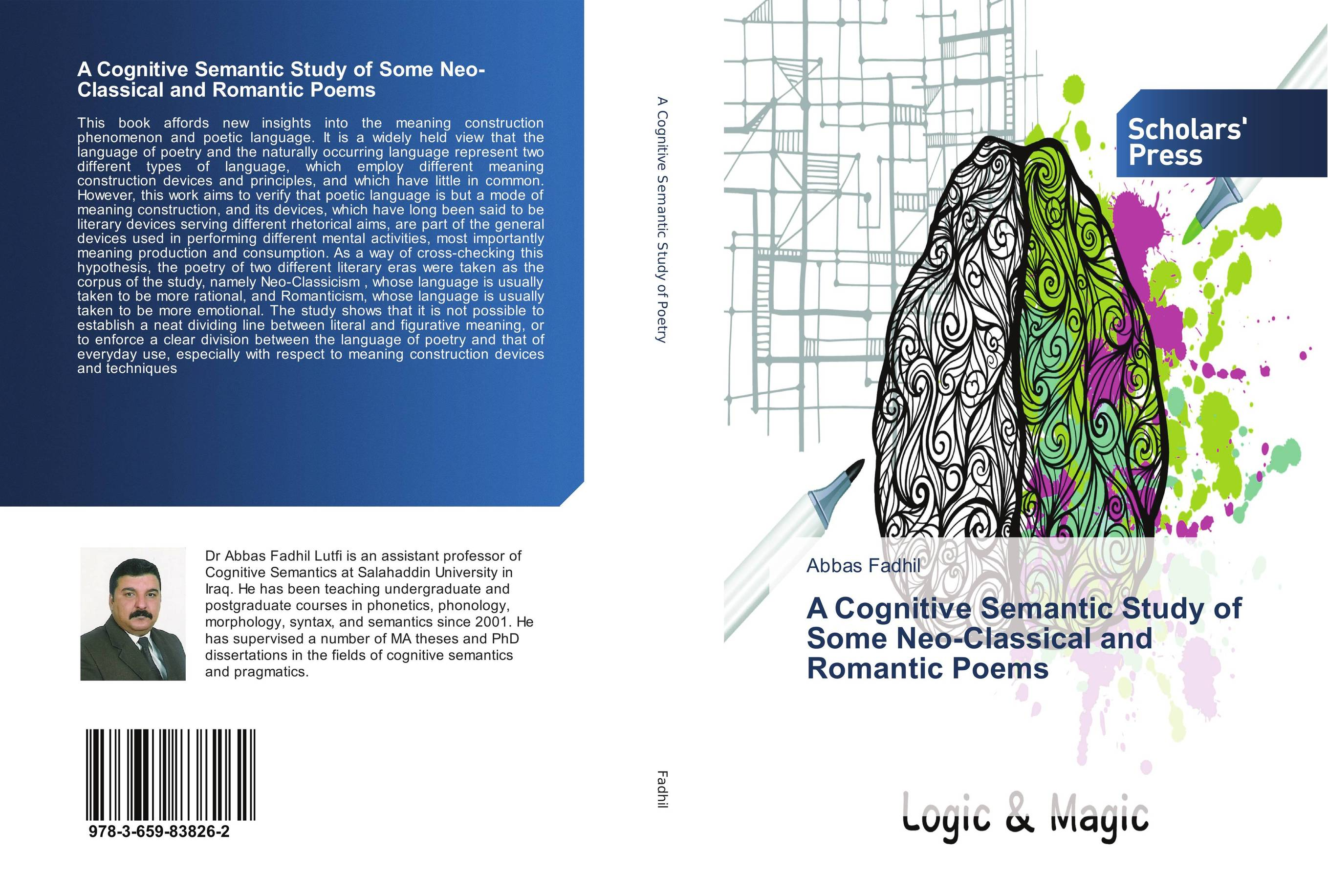 A Cognitive Semantic Study of Some Neo-Classical and Romantic Poems more meaning 50mm