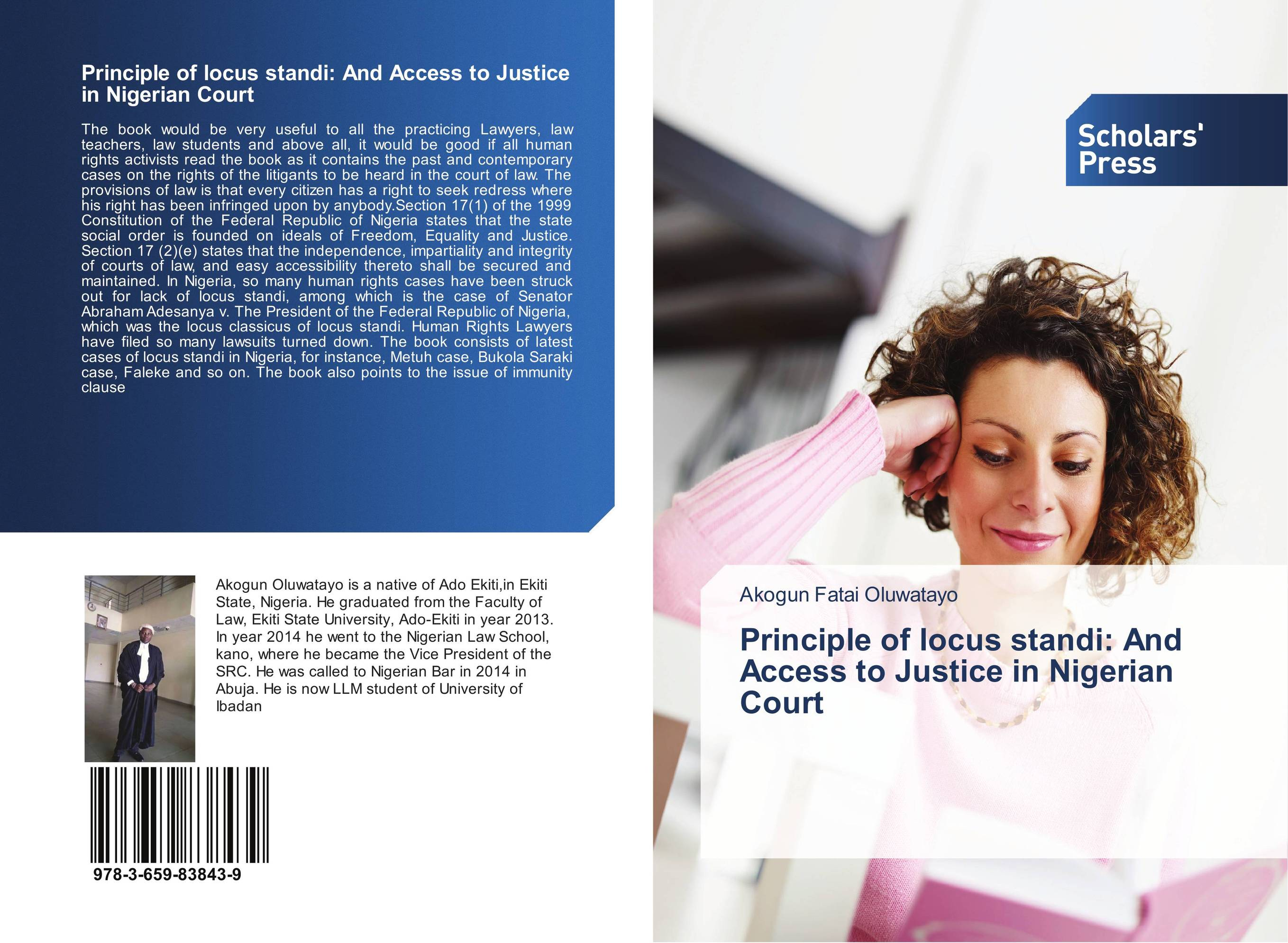Principle of locus standi: And Access to Justice in Nigerian Court tv антенну locus для дачи в москва