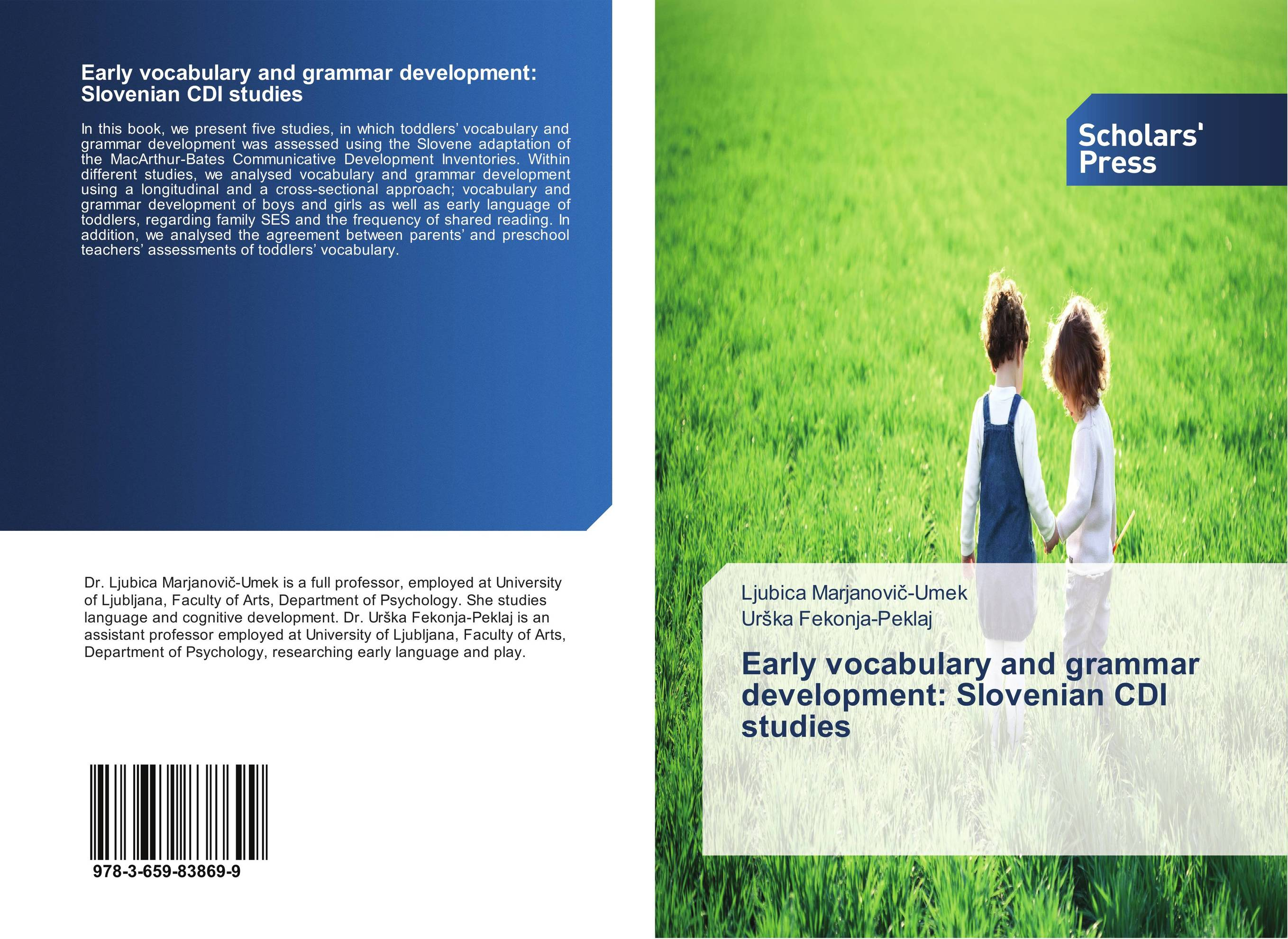 Early vocabulary and grammar development: Slovenian CDI studies coveney lee english download [b1 ] grammar and vocabulary