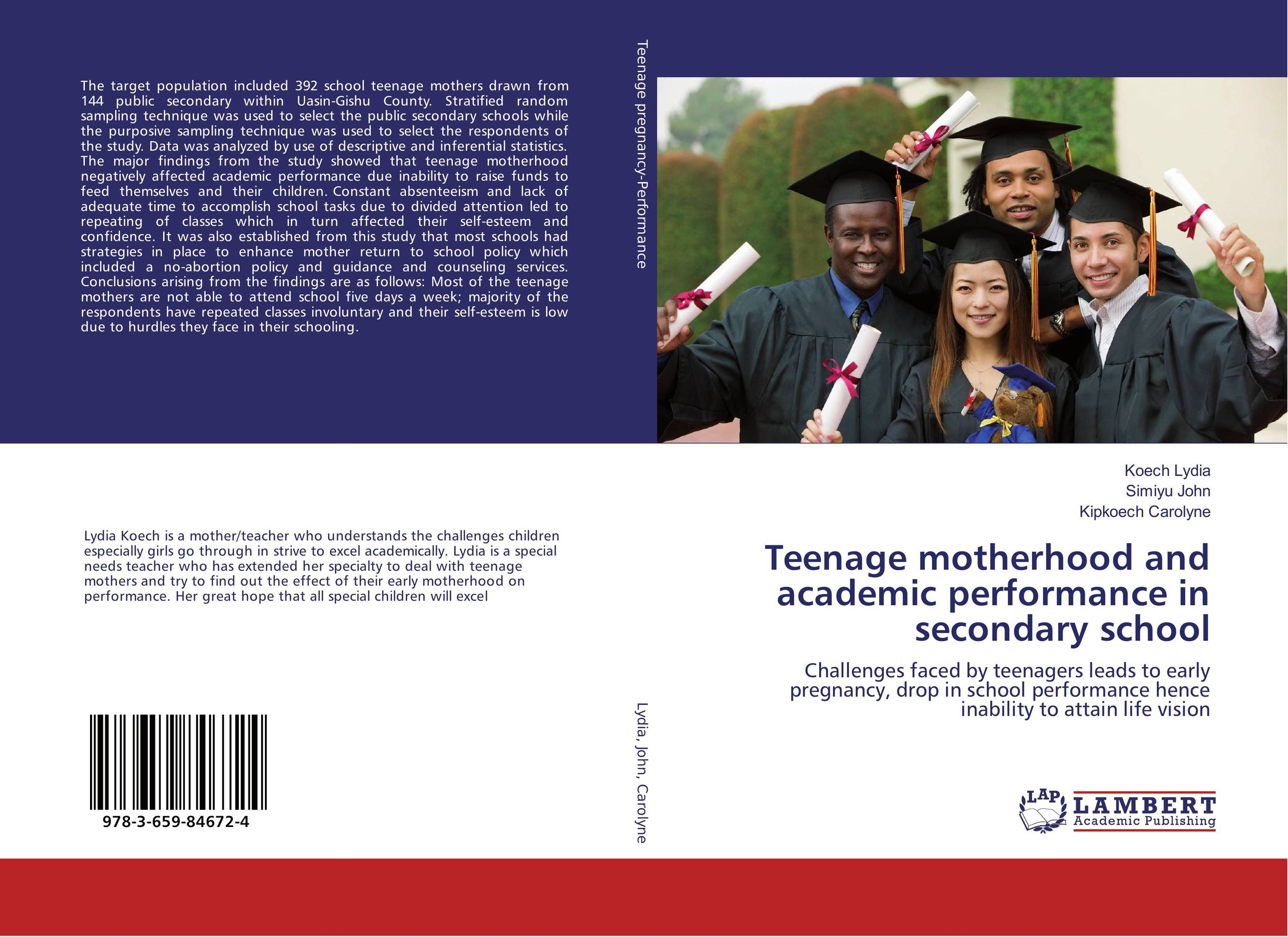 Teenage motherhood and academic performance in secondary school liebherr cuwb 3311